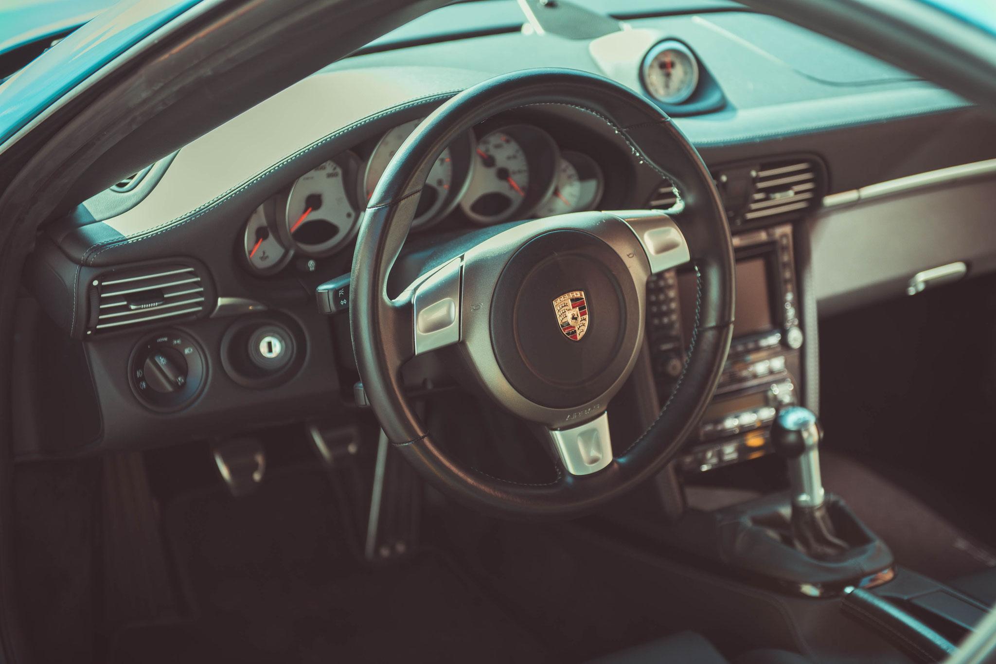 Porsche 997 Turbo von Baujahr 2008