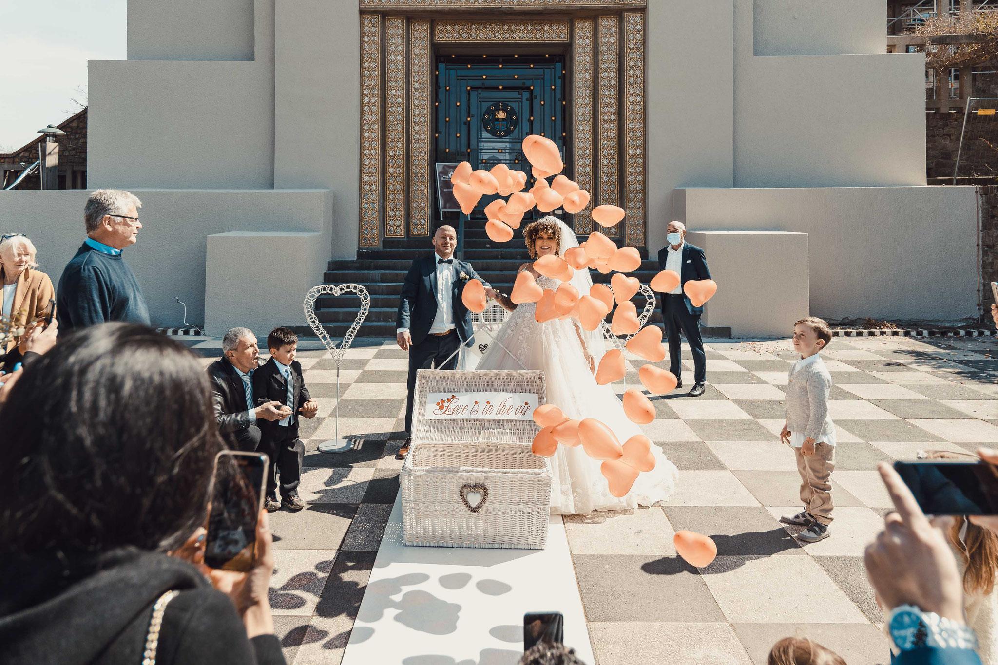 Hochzeitsfotograf für Fotoshooting in Darmstadt und Umgebung