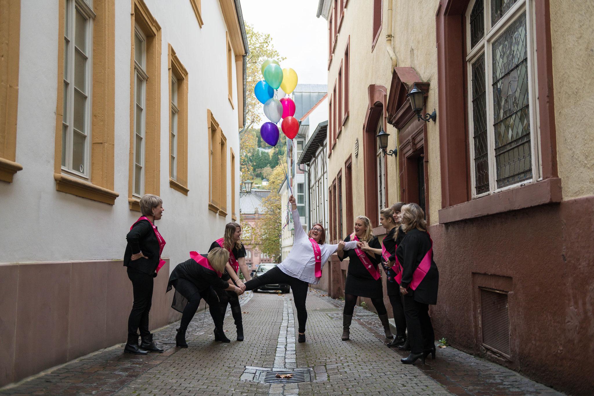 Fotograf für Junggesellenabschied in Heidelberg und Umgebung
