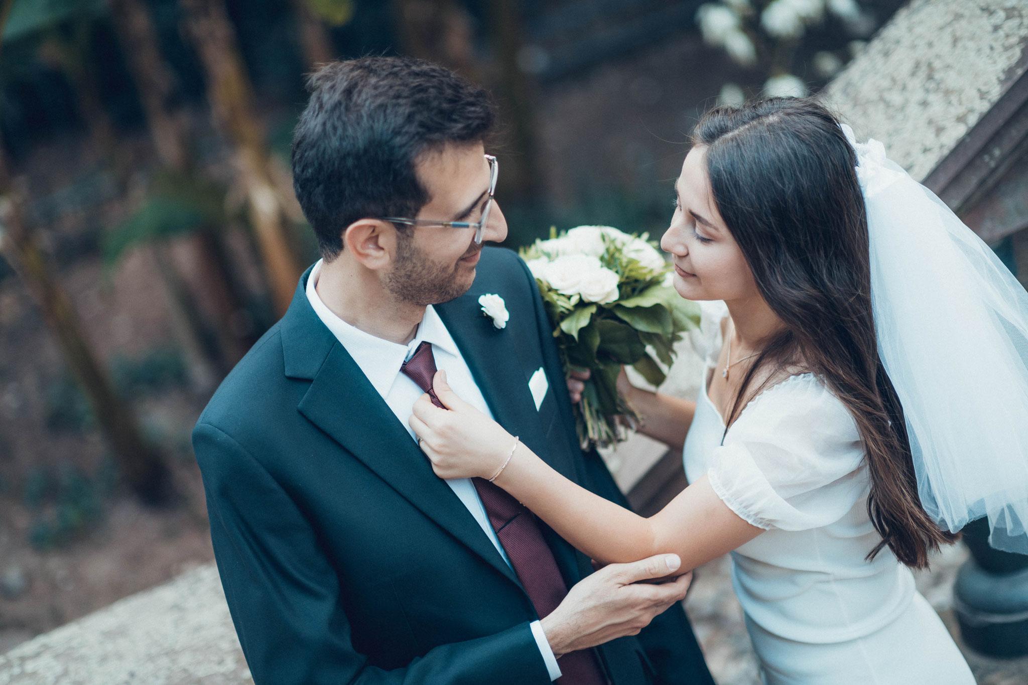 Hochzeitsfotograf für standesamtliche Begleitung in Frankfurt und Umgebung