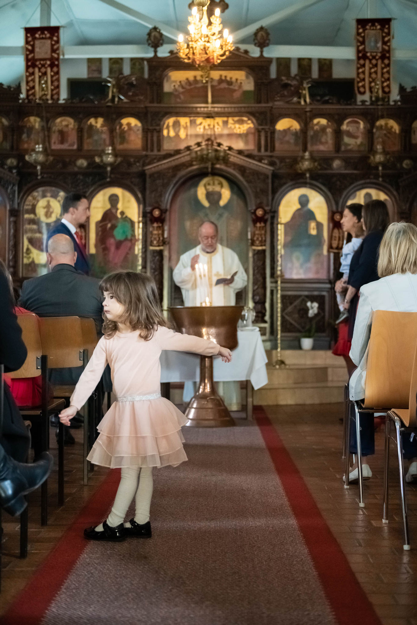 Professioneller Fotograf für Taufe in Stuttgart