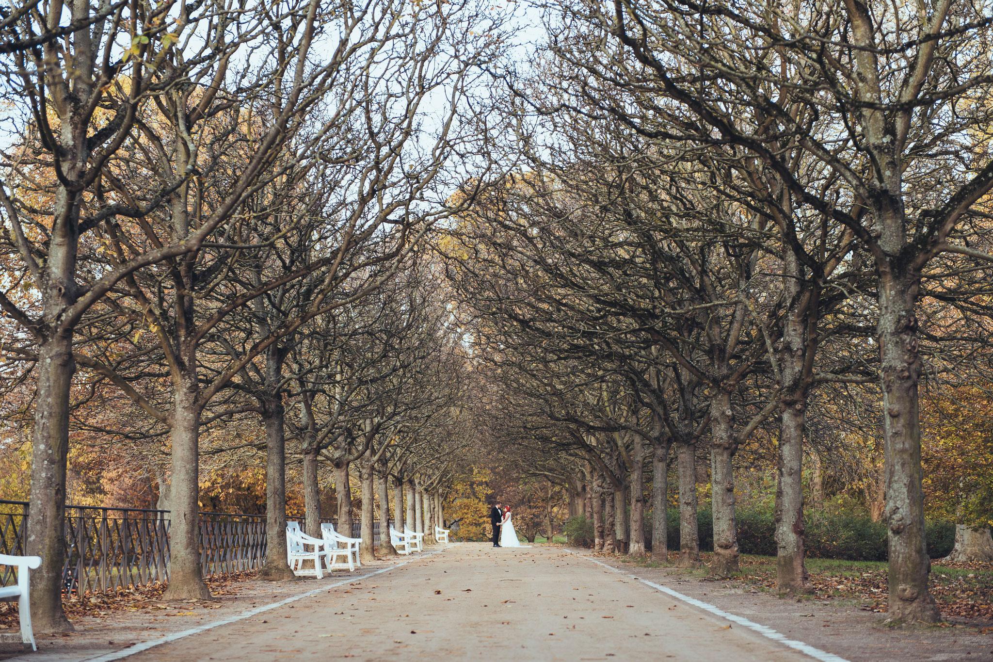 Afterwedding Aufnahmen Deutschlandweit und Europaweit