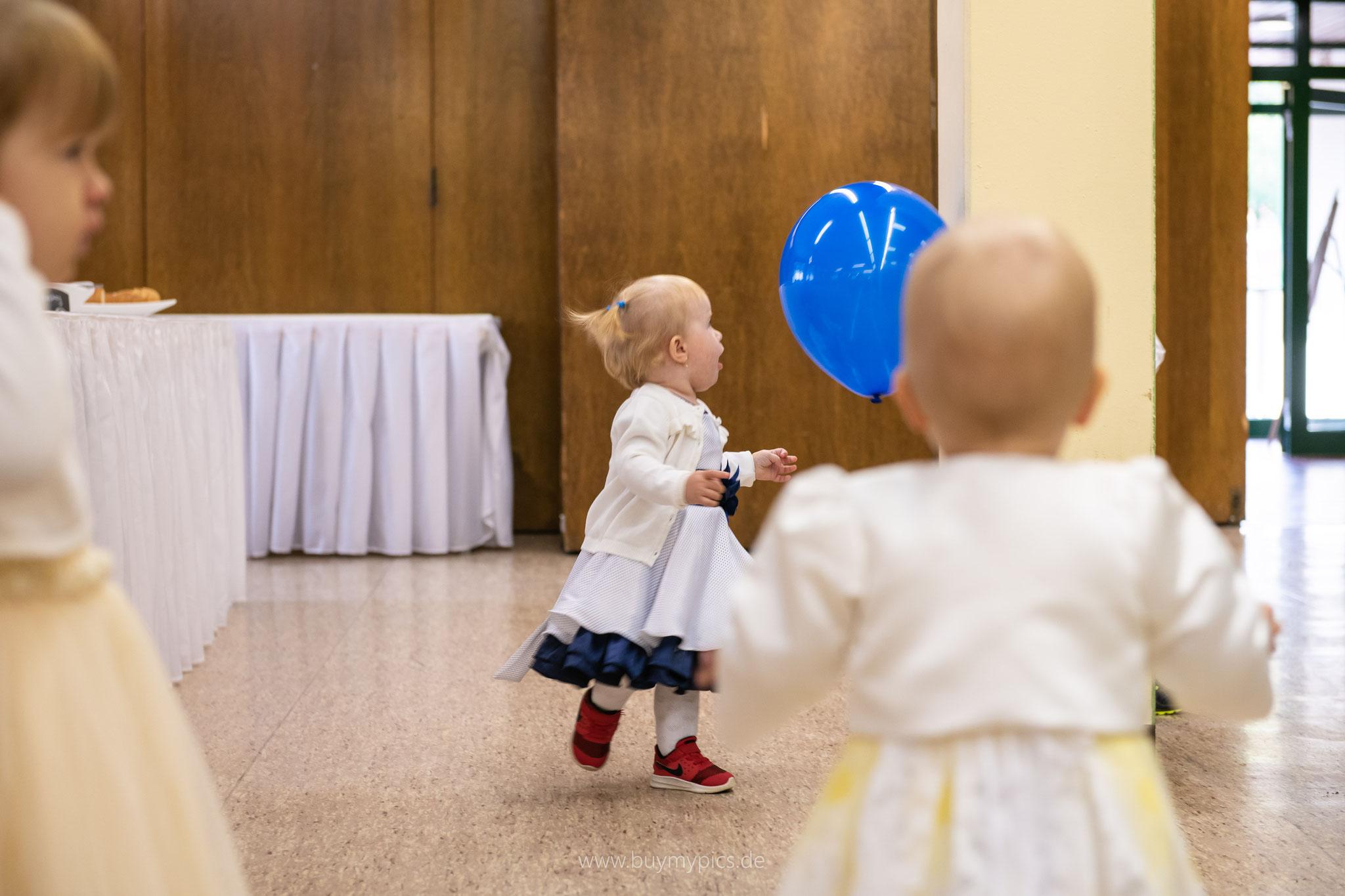 Familienaufnahmen und Kinderportraits am Tag des Jubiläums