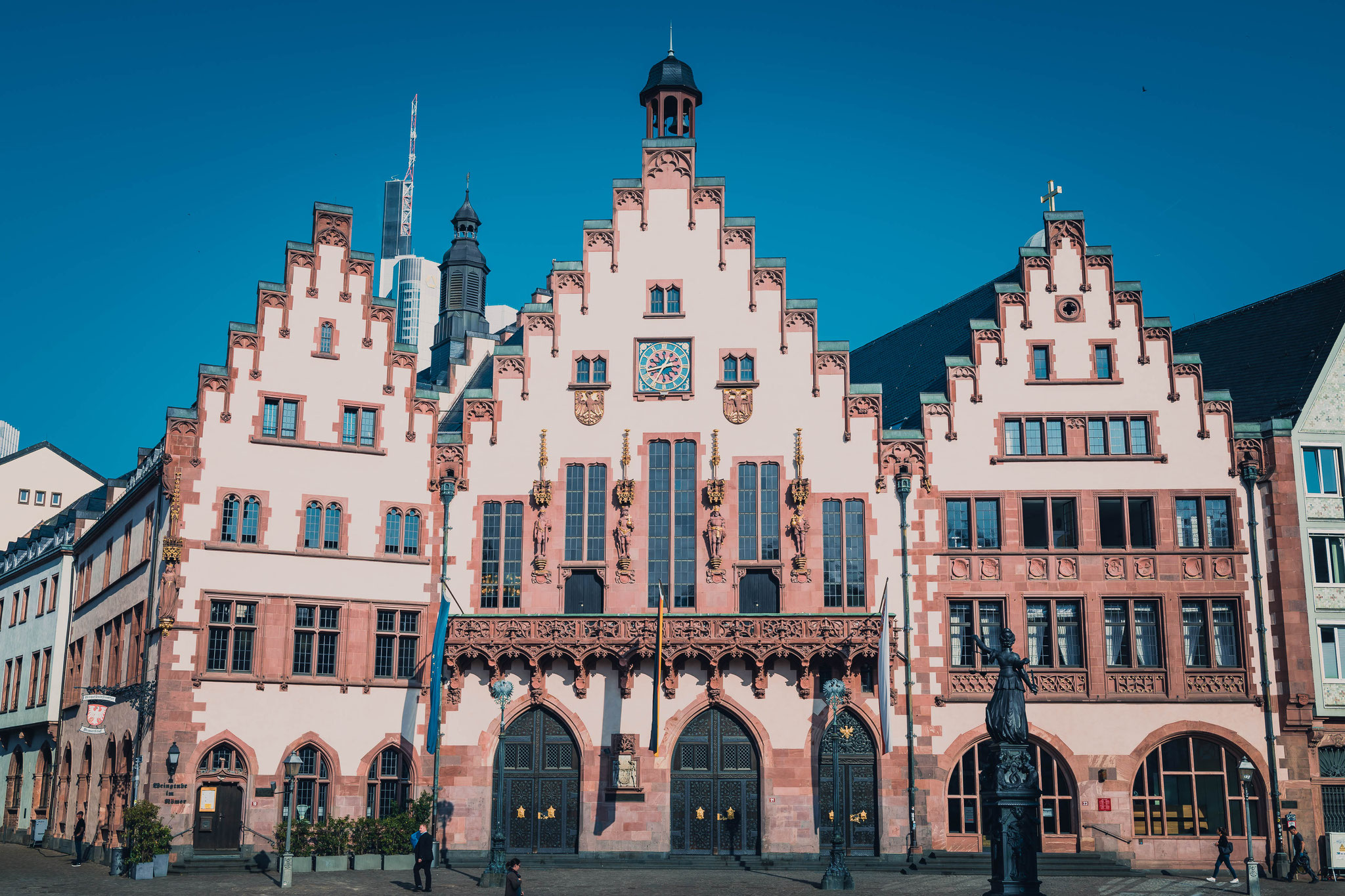 Frankfurter Standesamt am Römer