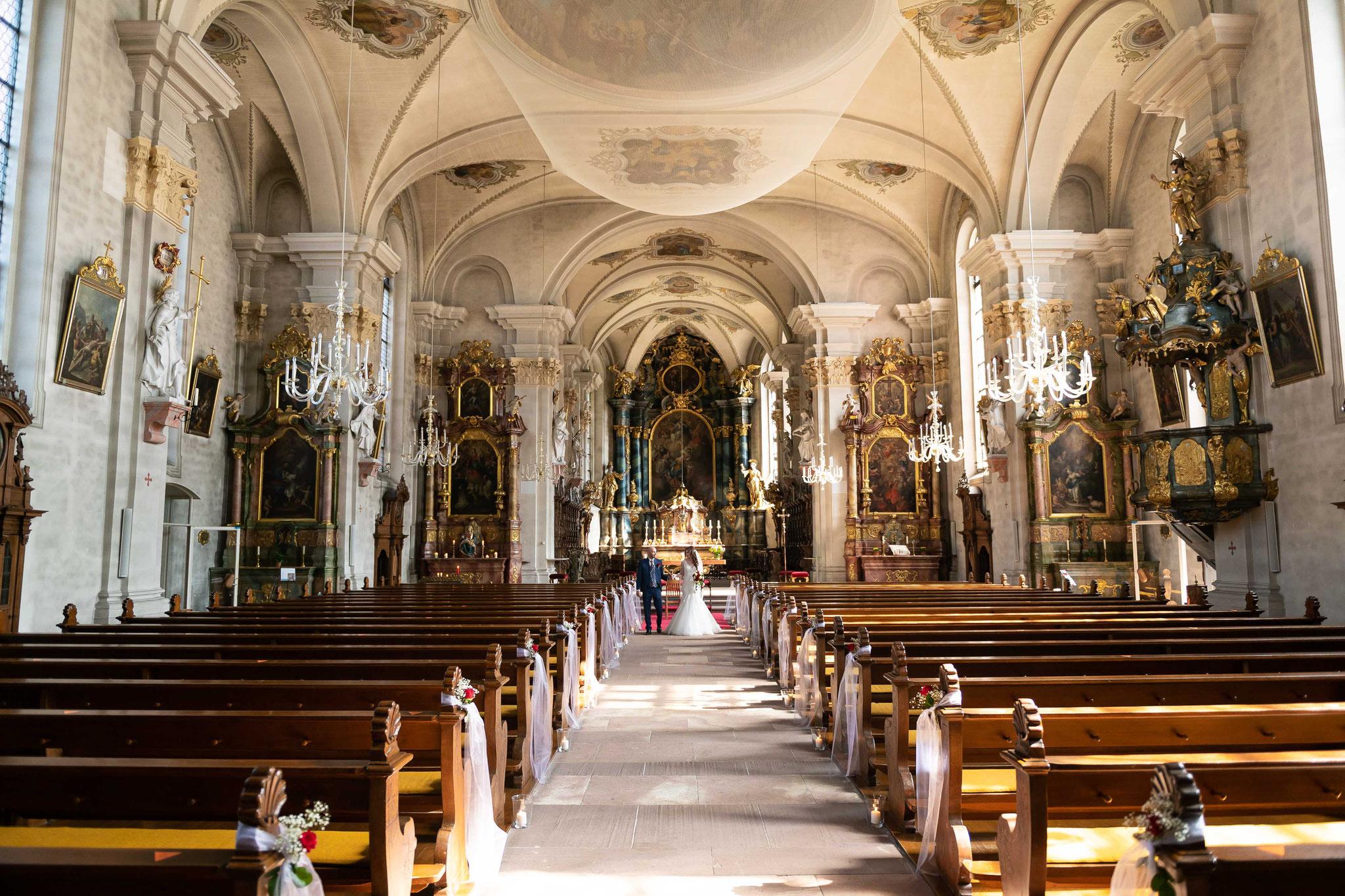 Professioneller Hochzeitsfotograf und Videograf für Hochzeit in Freiburg