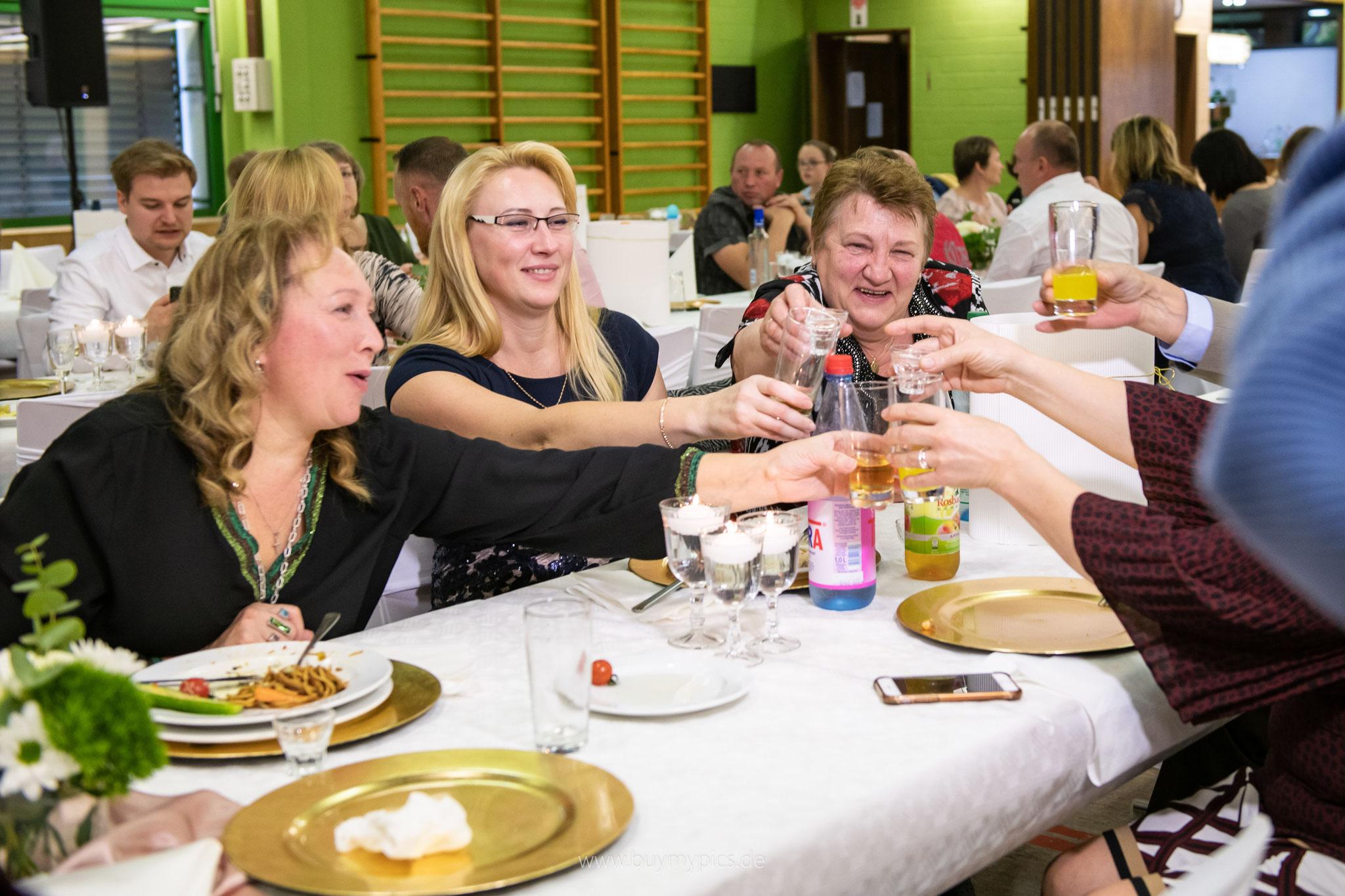 Partyfotograf für deutsch- russisches Geburtstag, Feier in Greifenstein und Umgebung