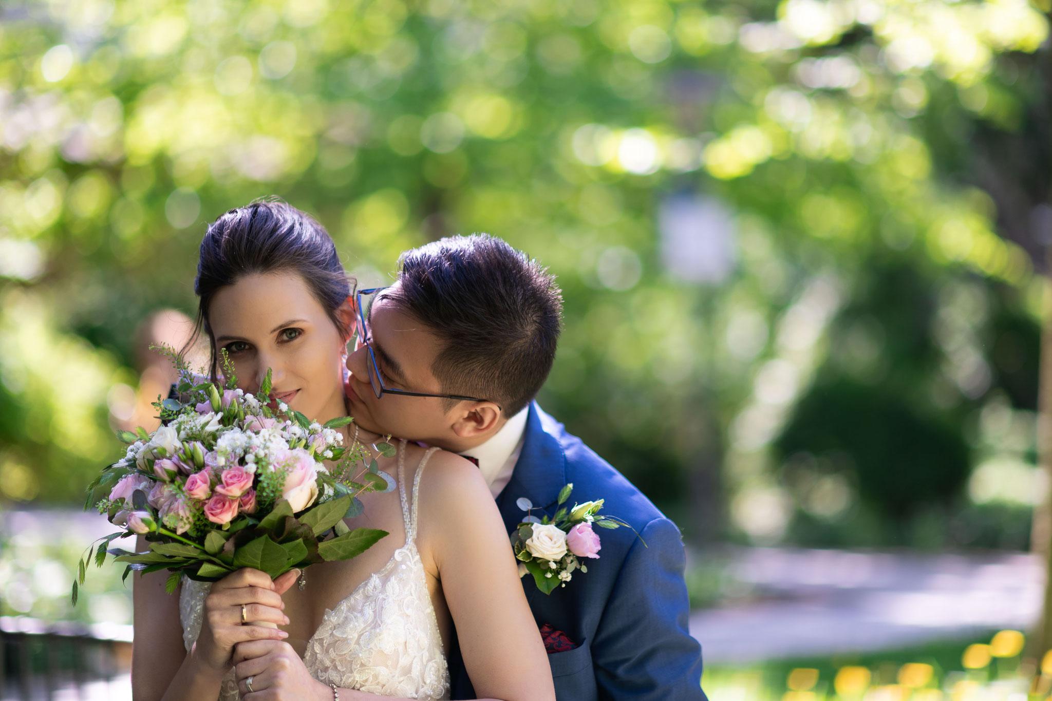 Ausgefallenes Hochzeitsvideo meiner Hochzeit in Memmingen und Bayern