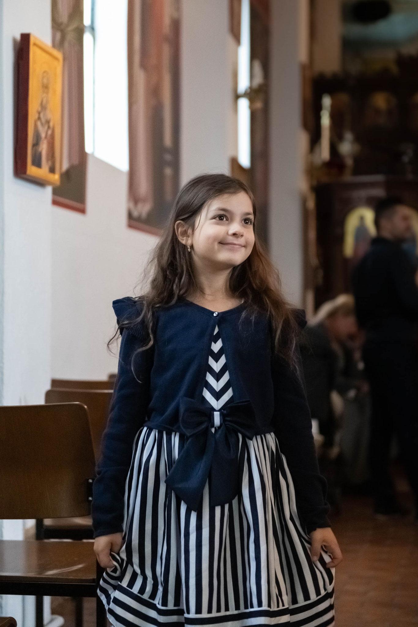 Fotograf für russische Taufe in Frankfurt
