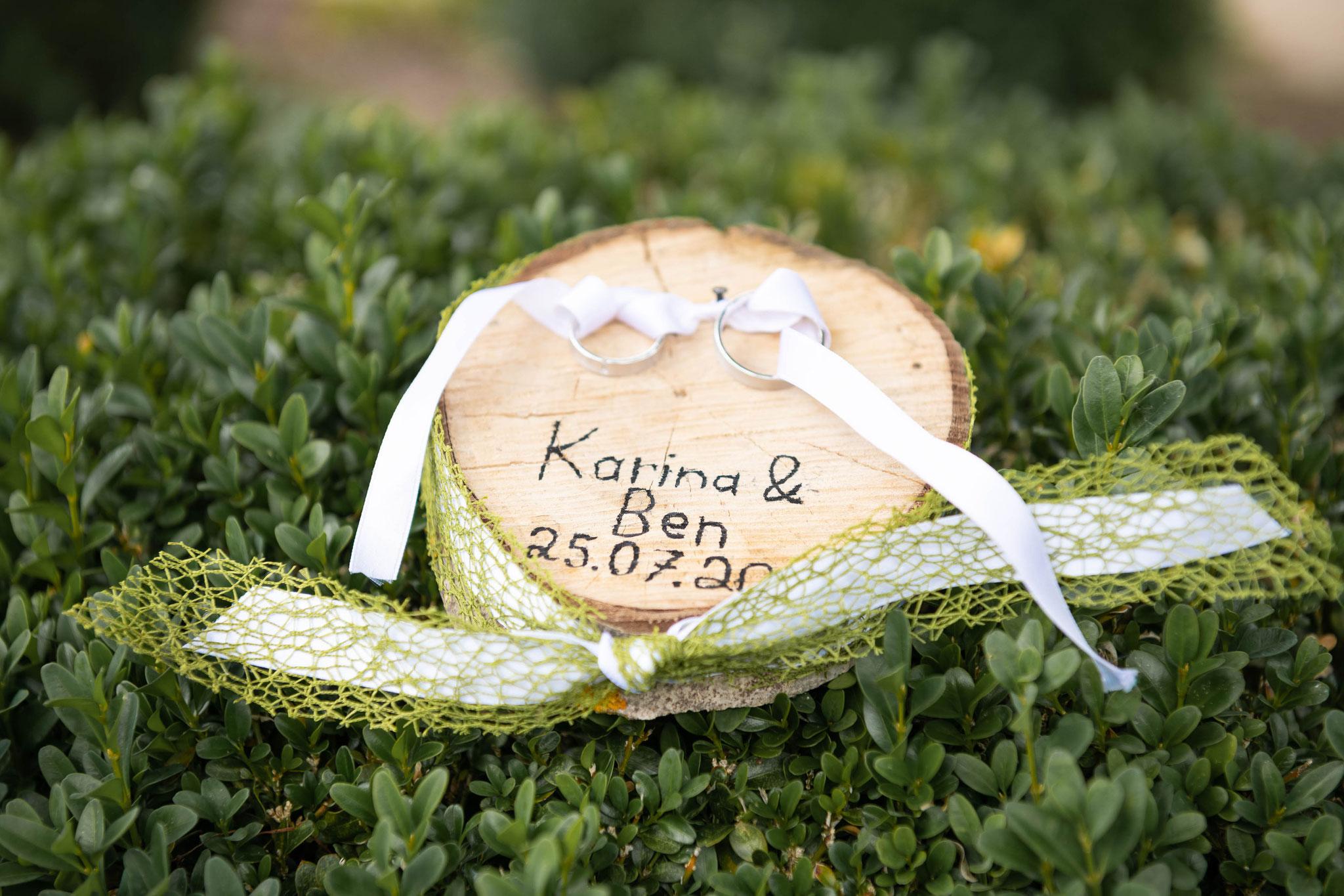 Ideen für die Brautpaare