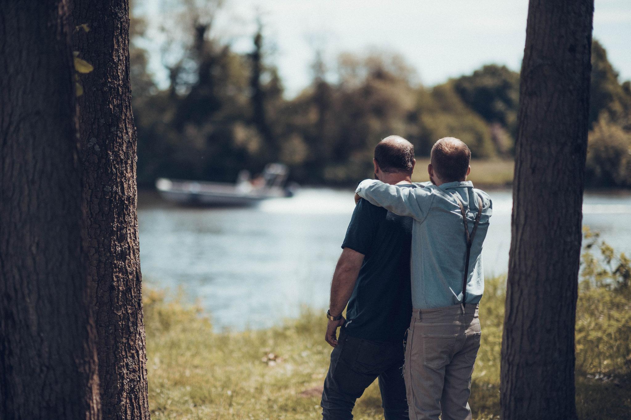 Engagement-Shooting für gleichgeschlechtige Paare