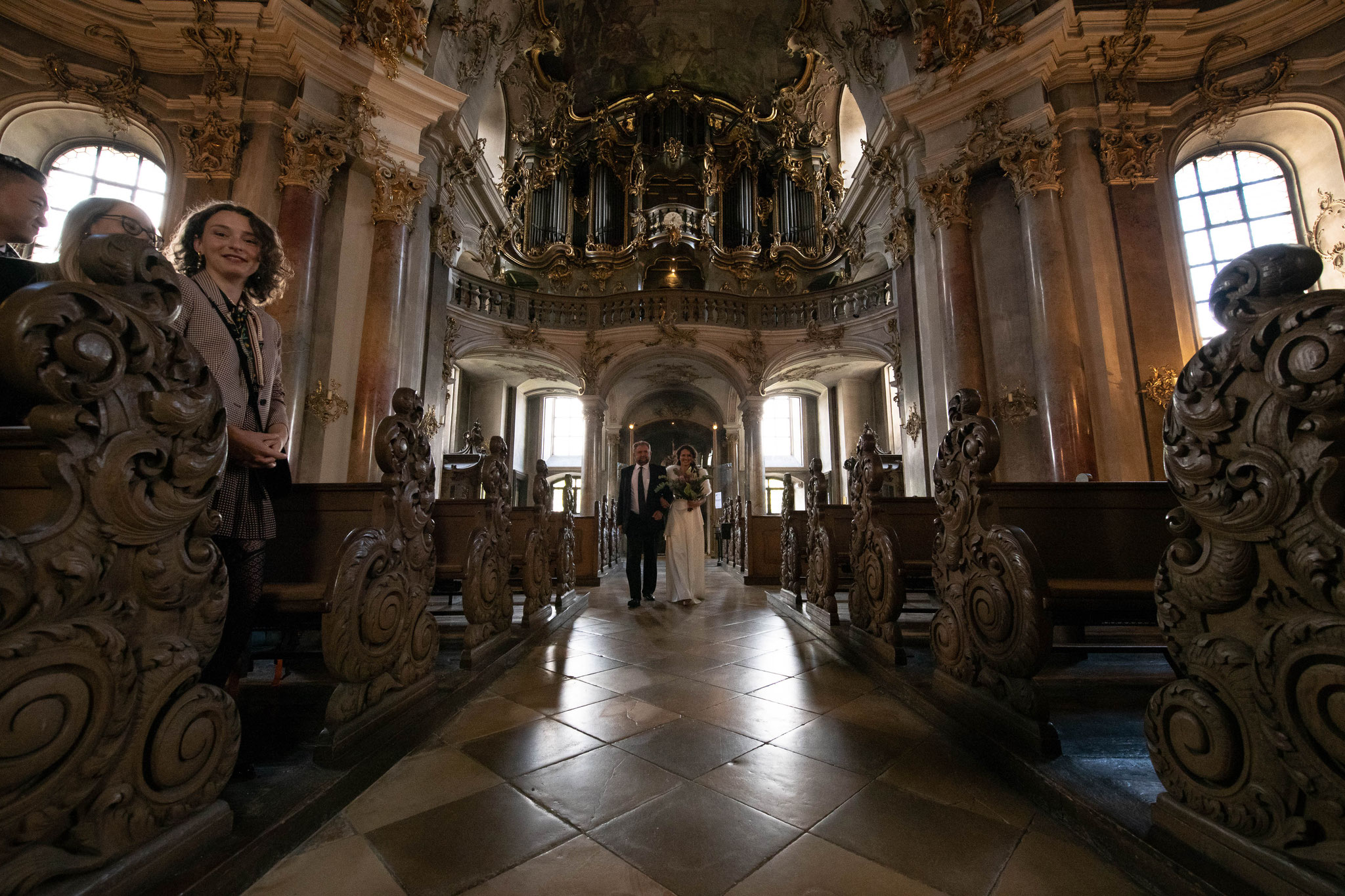 Hochzeitsfotograf für deutsch russische Hochzeit in Würzburg