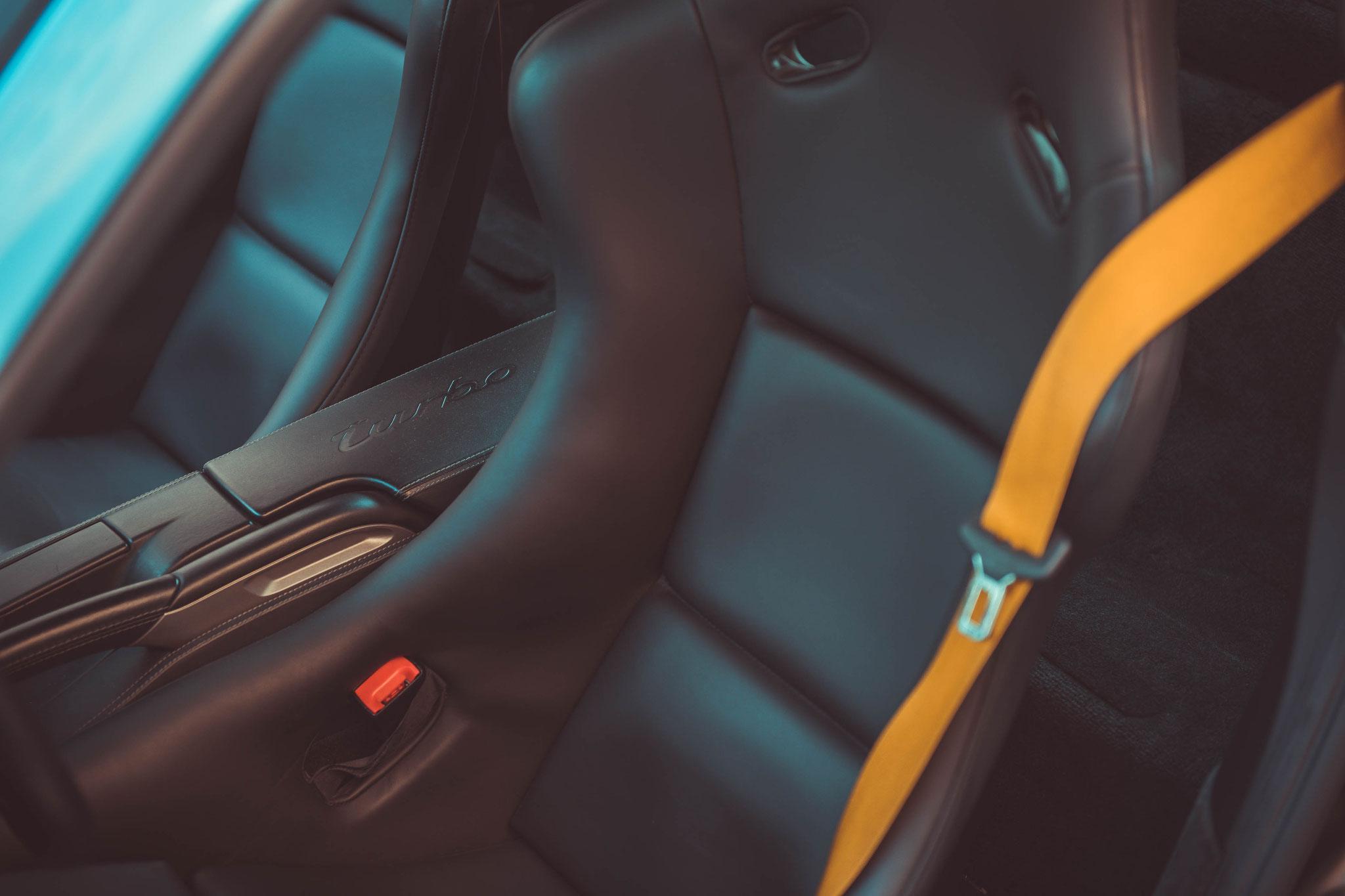 Porsche 997 Turbo Sportsitze