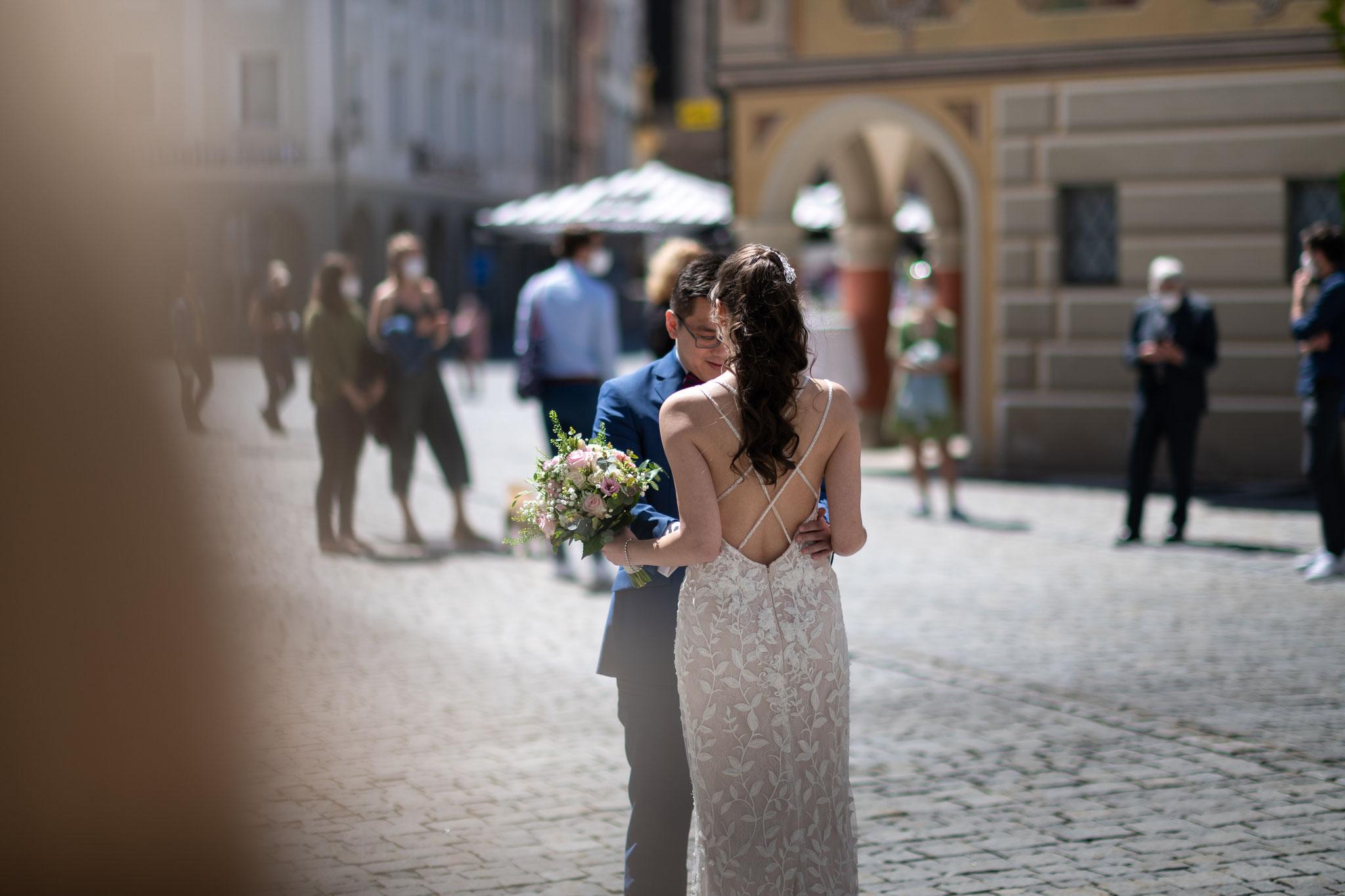Hochzeitsfotograf für meine Hochzeit in Memmingen und Umgebung