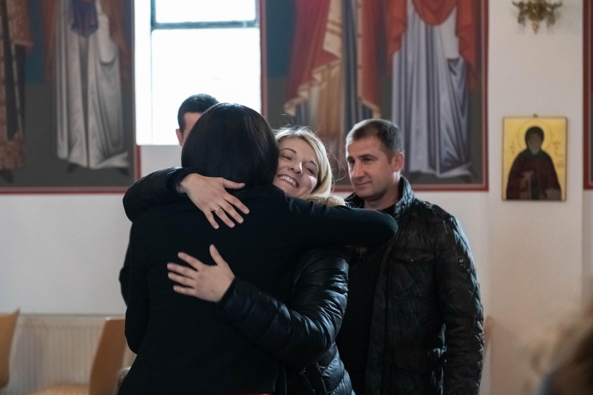Professioneller Fotograf für Taufe in Frankfurt am Main