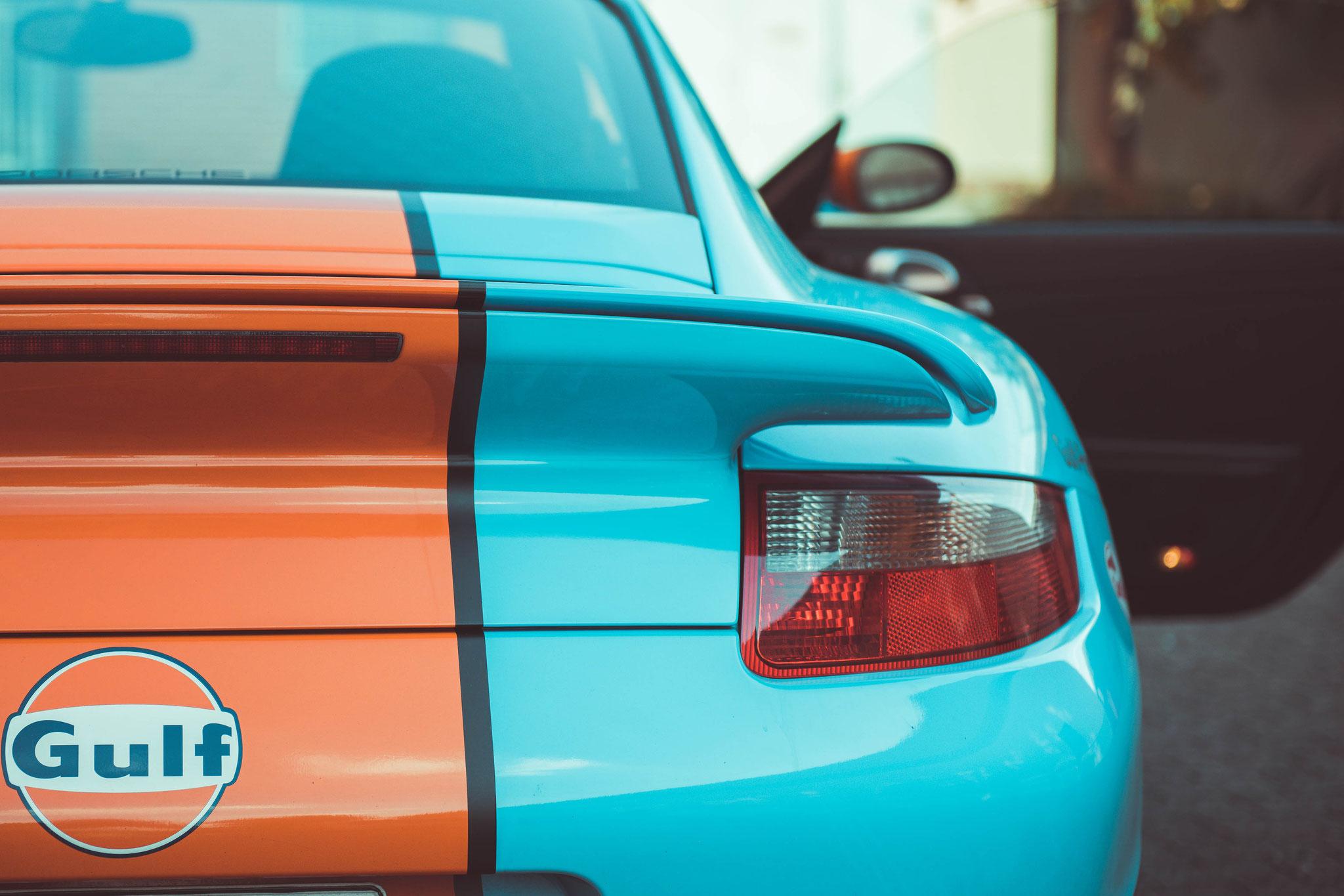 Porsche 997 Turbo Fahrzeugfotografie