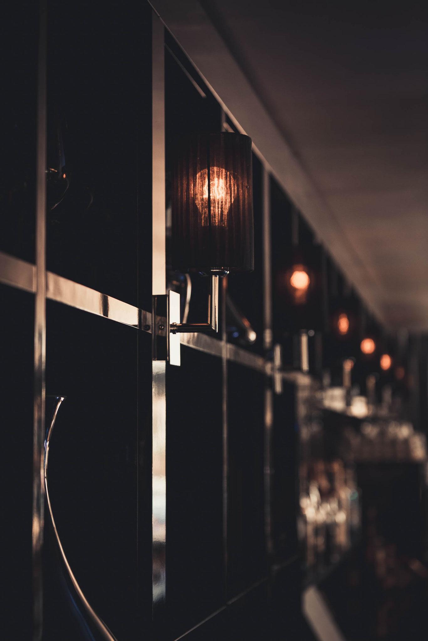 Romantische Beleuchtung