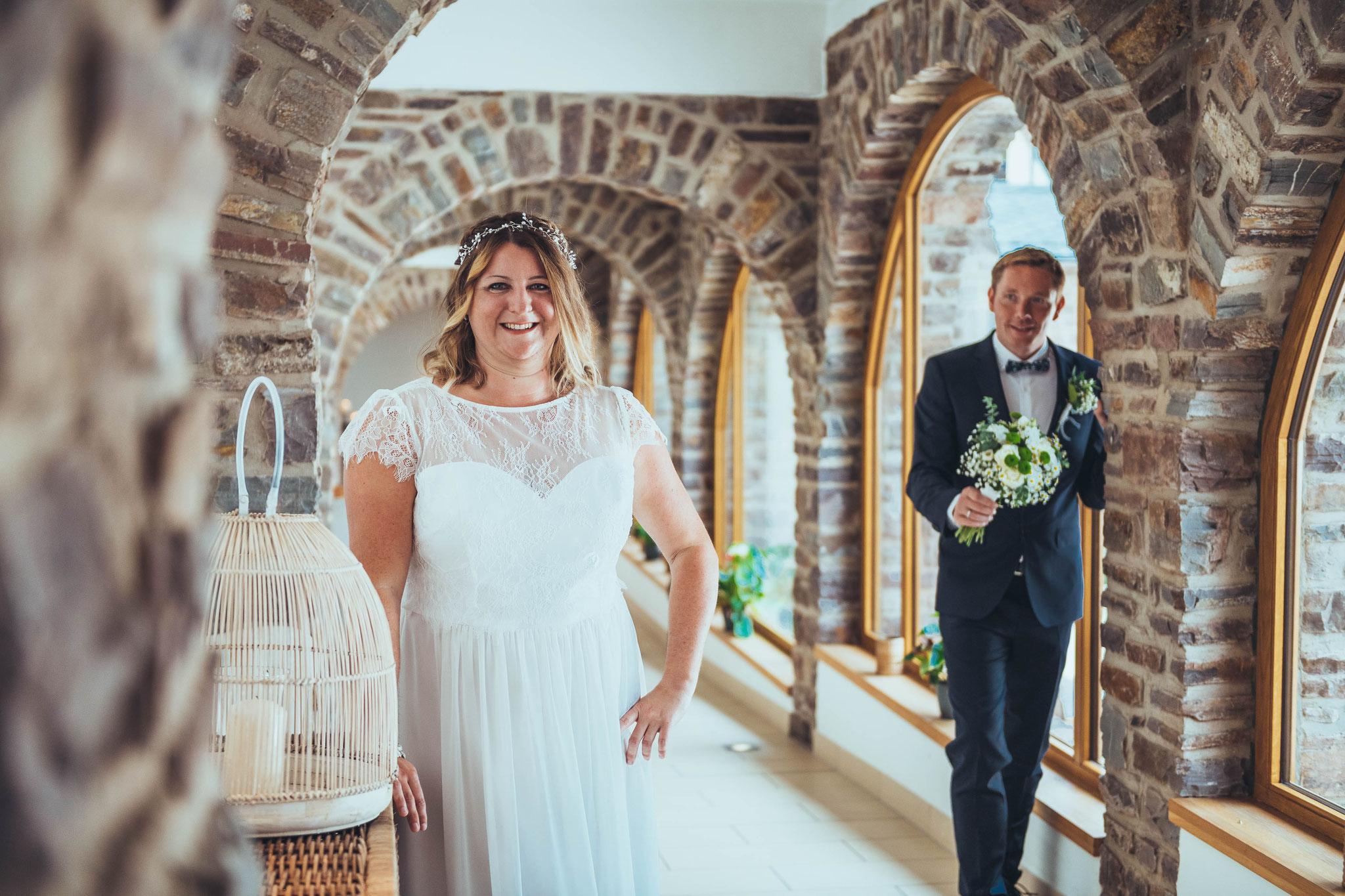 Hochzeitsfotograf und Videograf für Hochzeitsfotos und Videos im Klosterhotel Marienhöh Langweiler