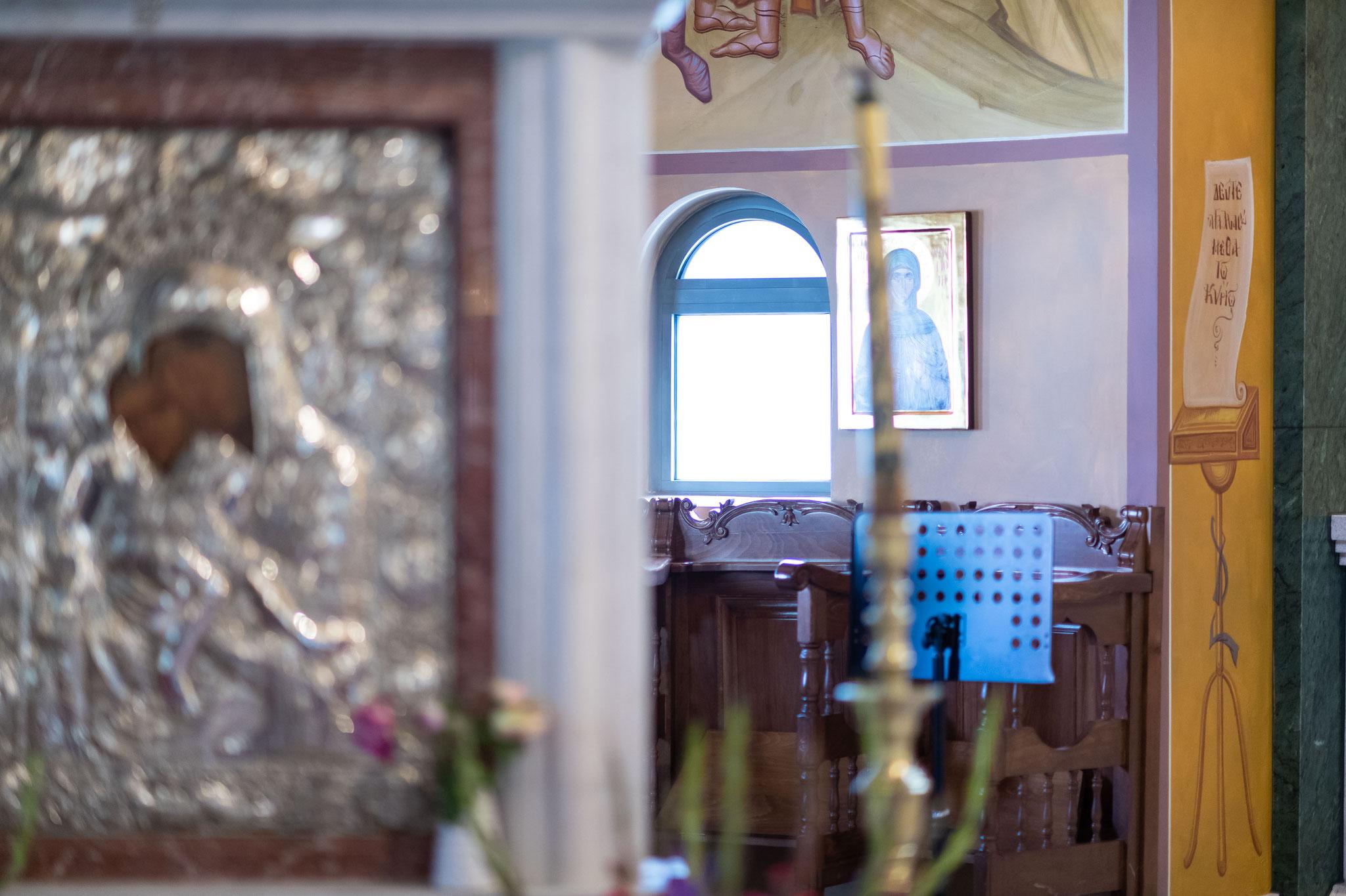 Fotograf und Videograf für griechisch-orthodoxe Taufe in Ludwigshafen