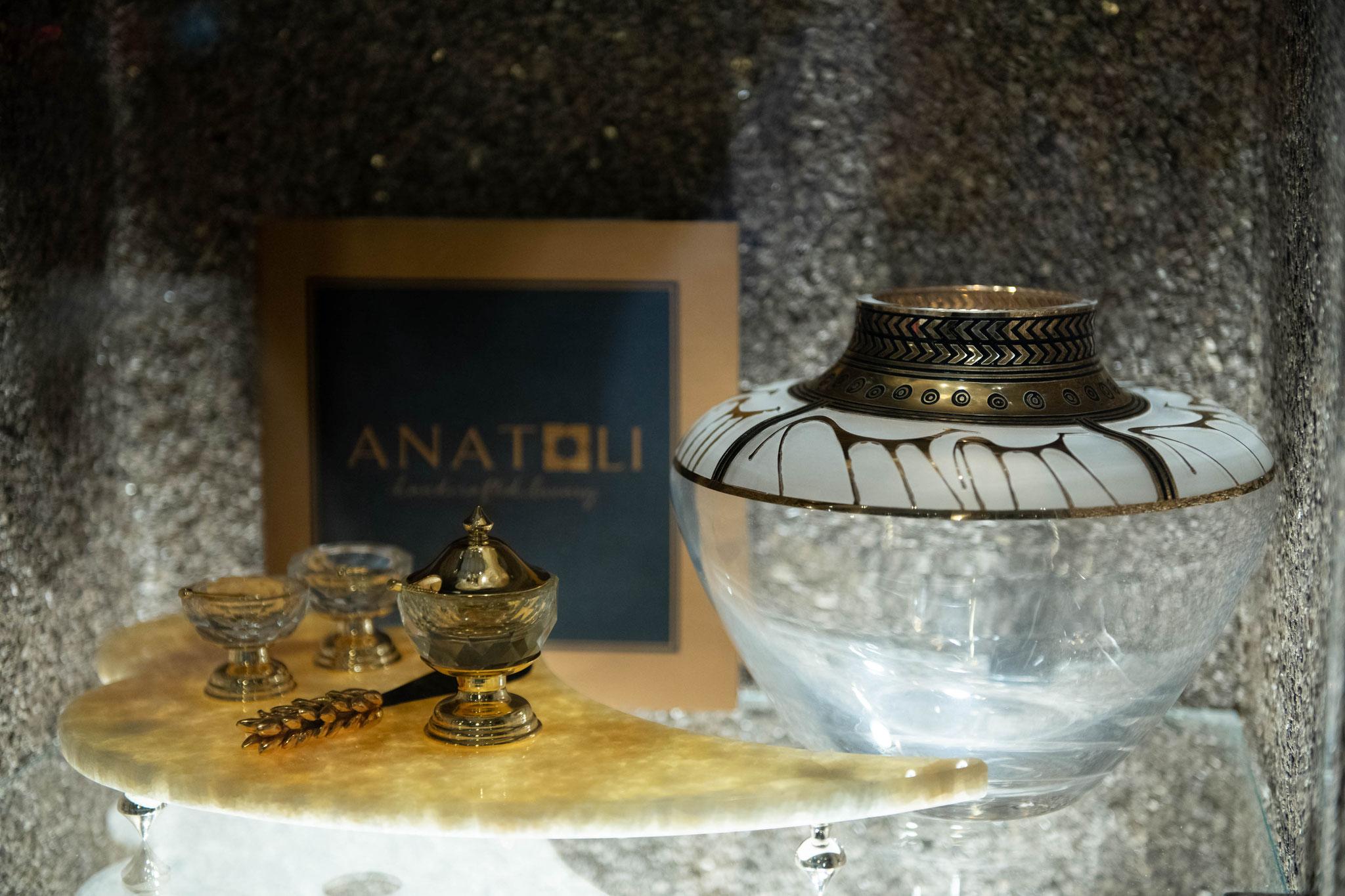Dekoration Restaurant Anatolia in Offenbach