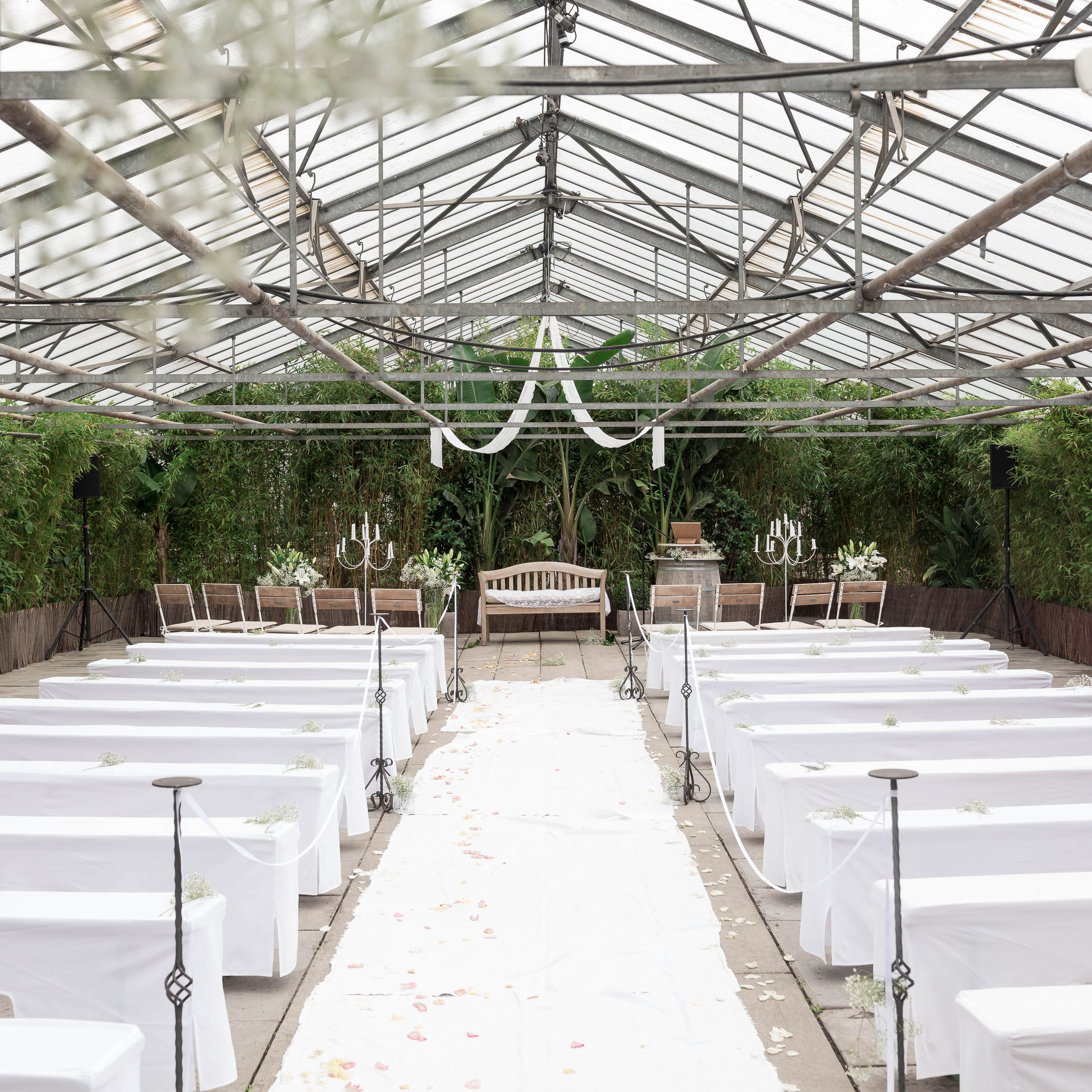 Internationale Hochzeit in Bad Homburg - Foto und Videoaufnahmen