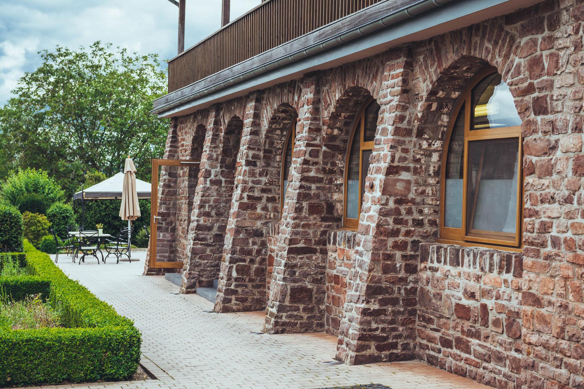 Restaurant von Klosterhotel Marienhöh Langweiler