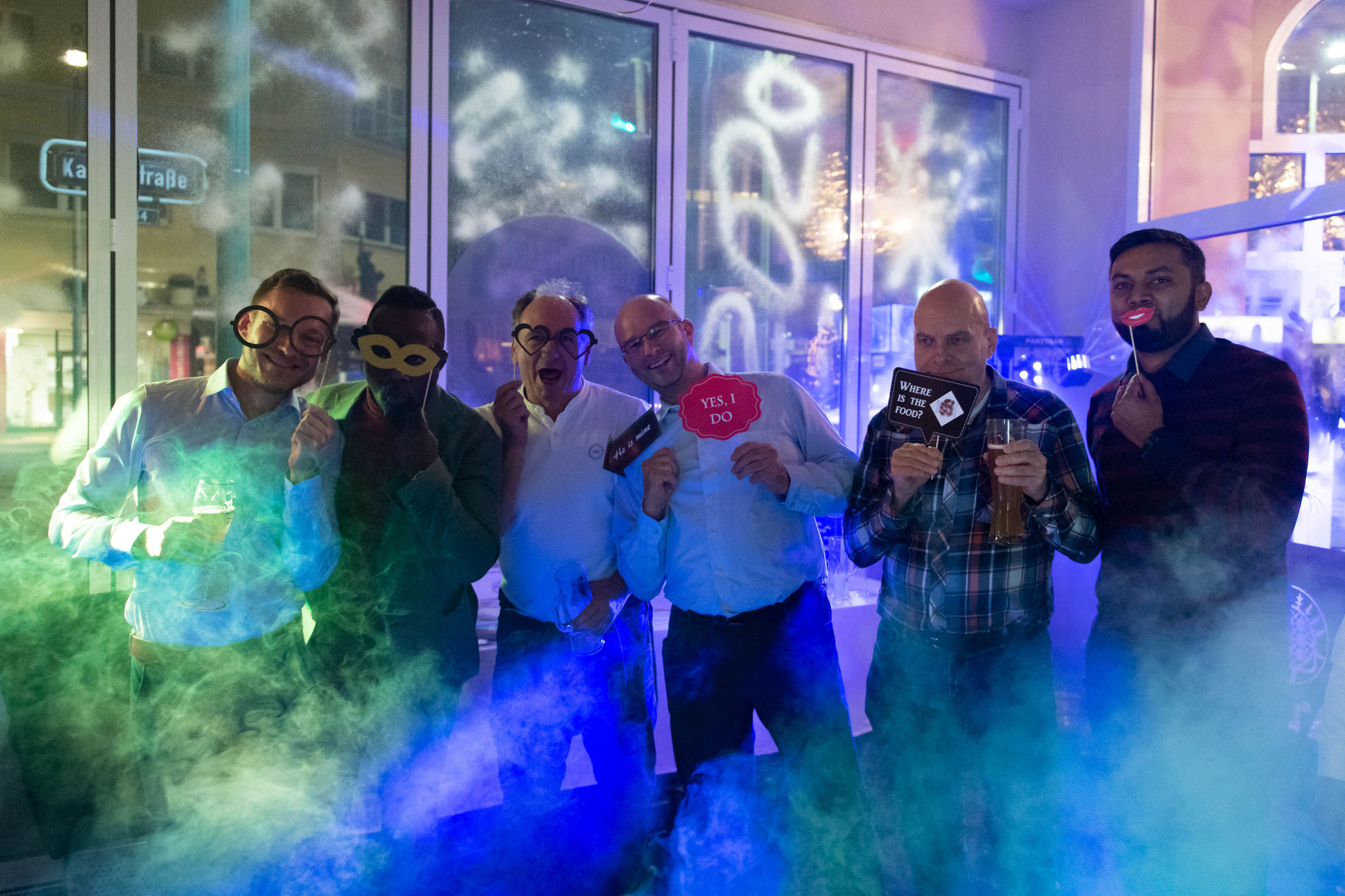 Foto und Video Aufnahmen Ihrer Firmenfeier in Offenbach, Umgebung und Deutschlandweit
