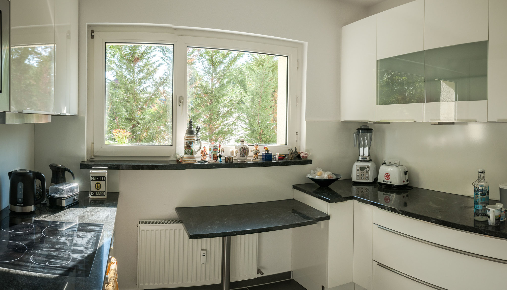 Aufnahmen einer Küche