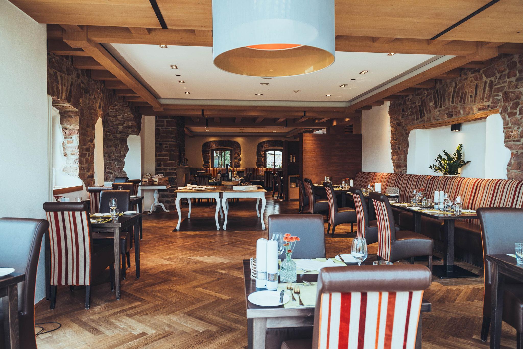 Das Restaurant von Klosterhotel Marienhöh Langweiler