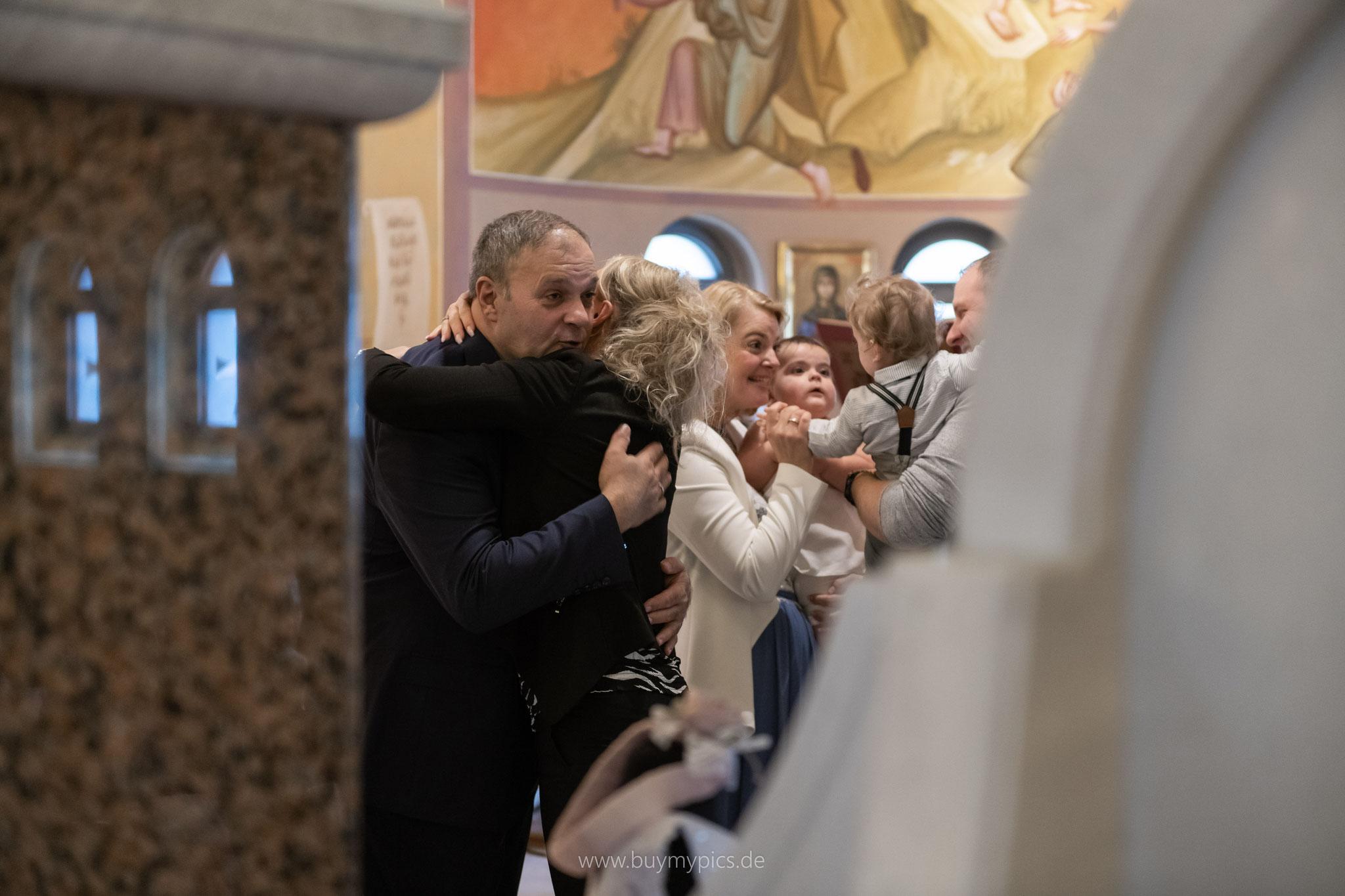 Professioneller Fotograf zur christlichen Taufe und Konfirmation in Rhein Main