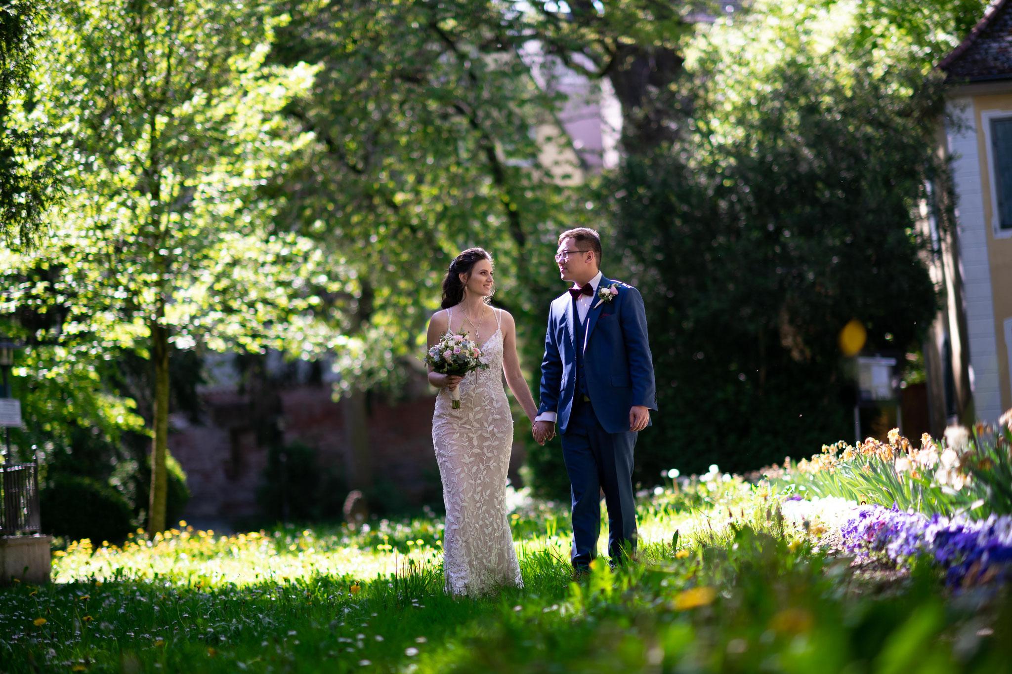 Hochzeitsfotograf und Videograf für Deutsch-Russisch-Chinesische Hochzeit Deutschlandweit und Europaweit