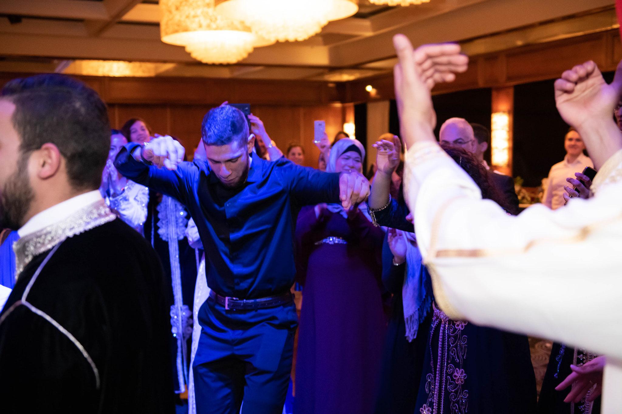 Hochzeitsfotos einer Deutsch- Marokkanischer Hochzeit in Darmstadt