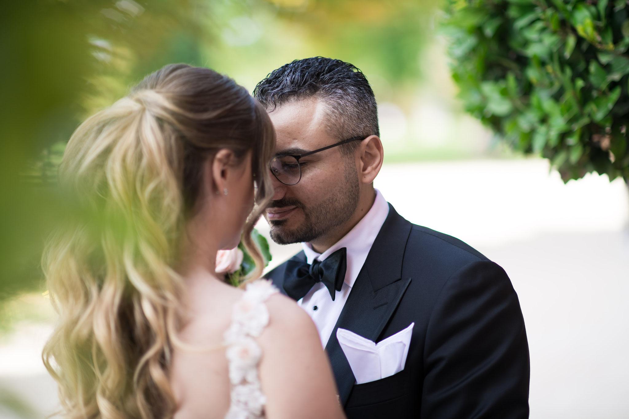 Authentische und liebevolle Hochzeitsaufnahmen