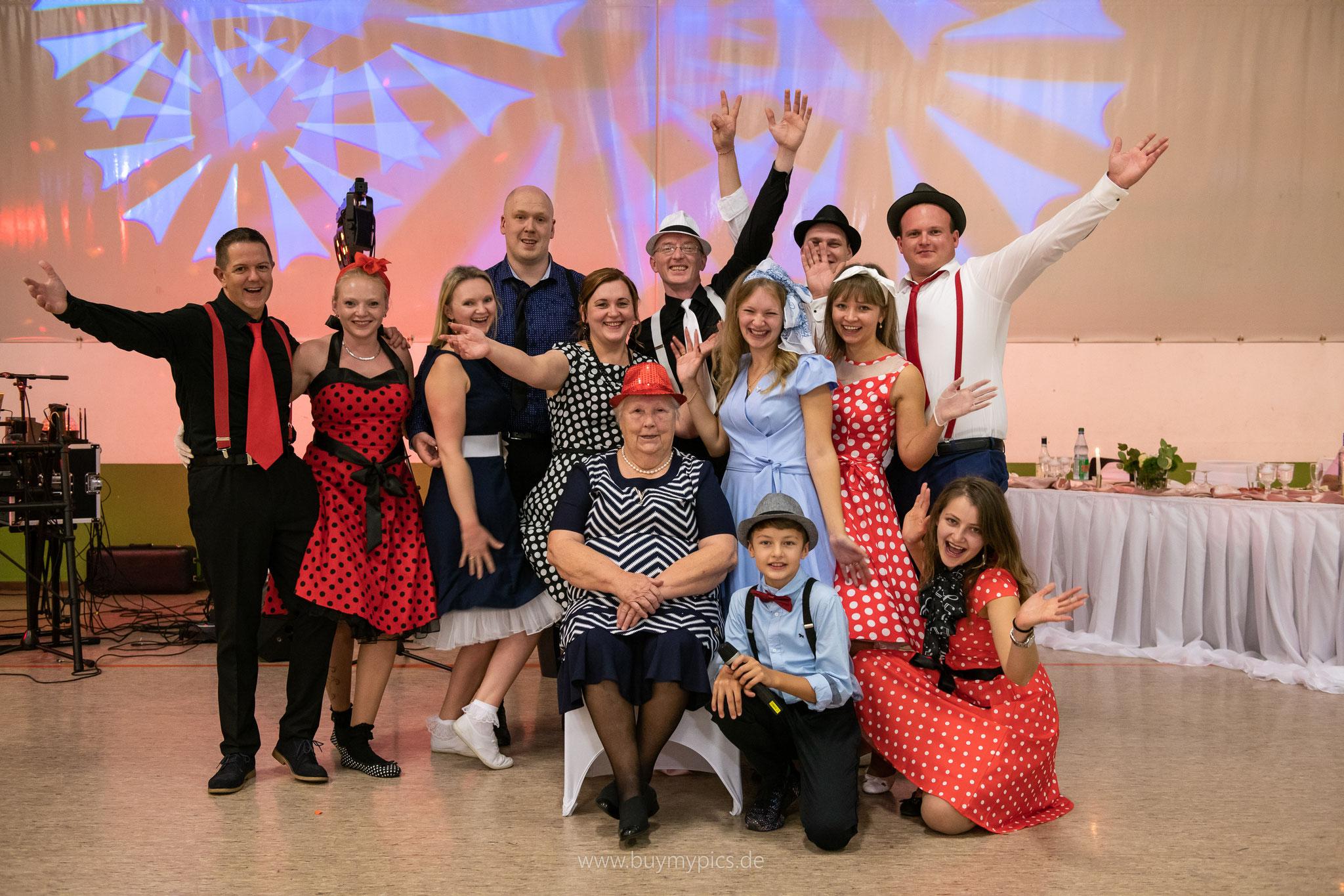 Professionelles Kameramann Team für russisches Geburtstag in Greifenstein