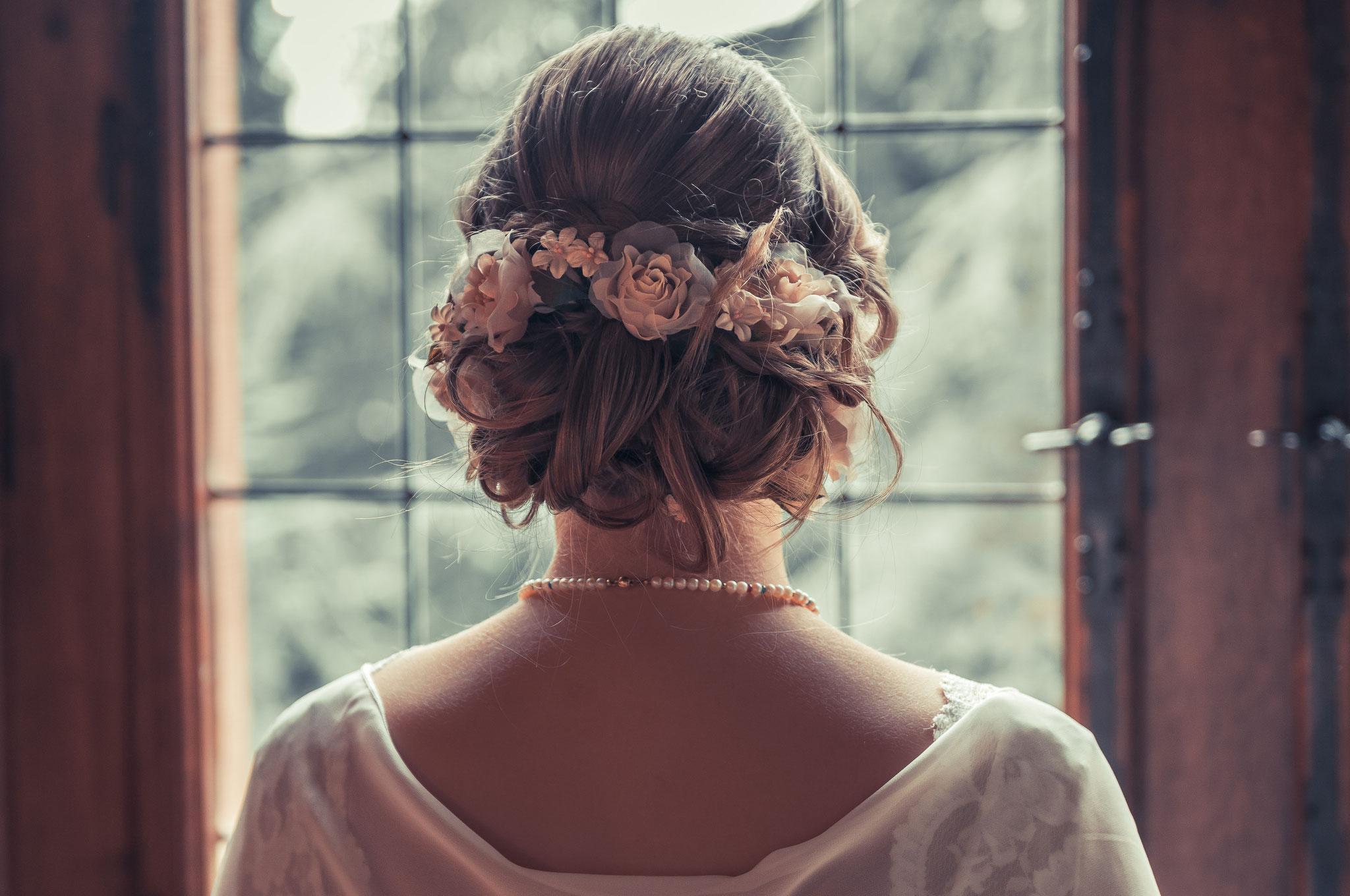 Shooting mit der Braut