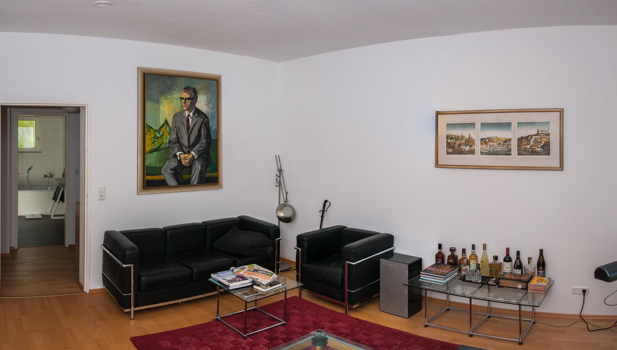 Wohnzimmer Aufnahme