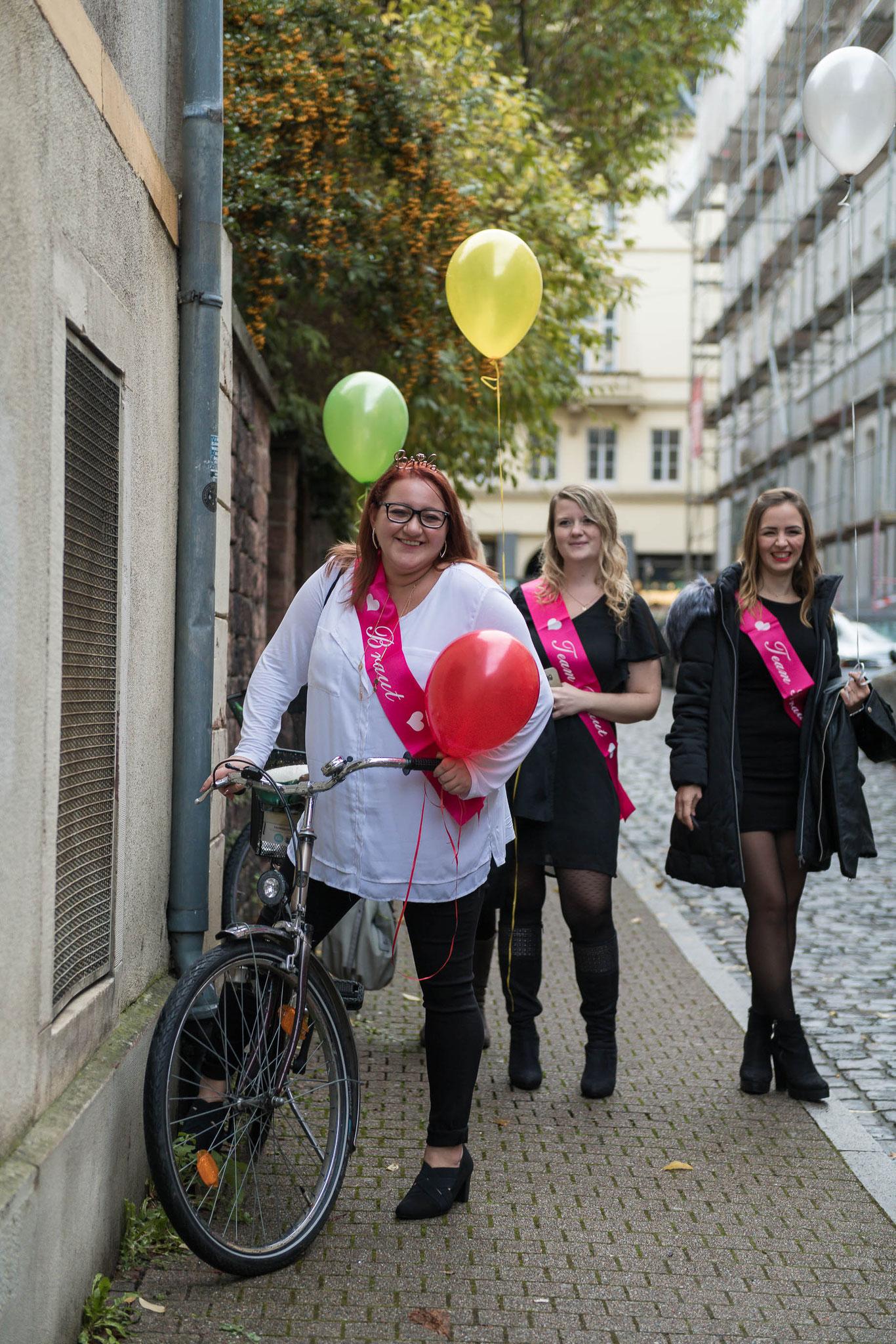 Fotograf für Junggesellenfeier in Heidelberg und Umgebung