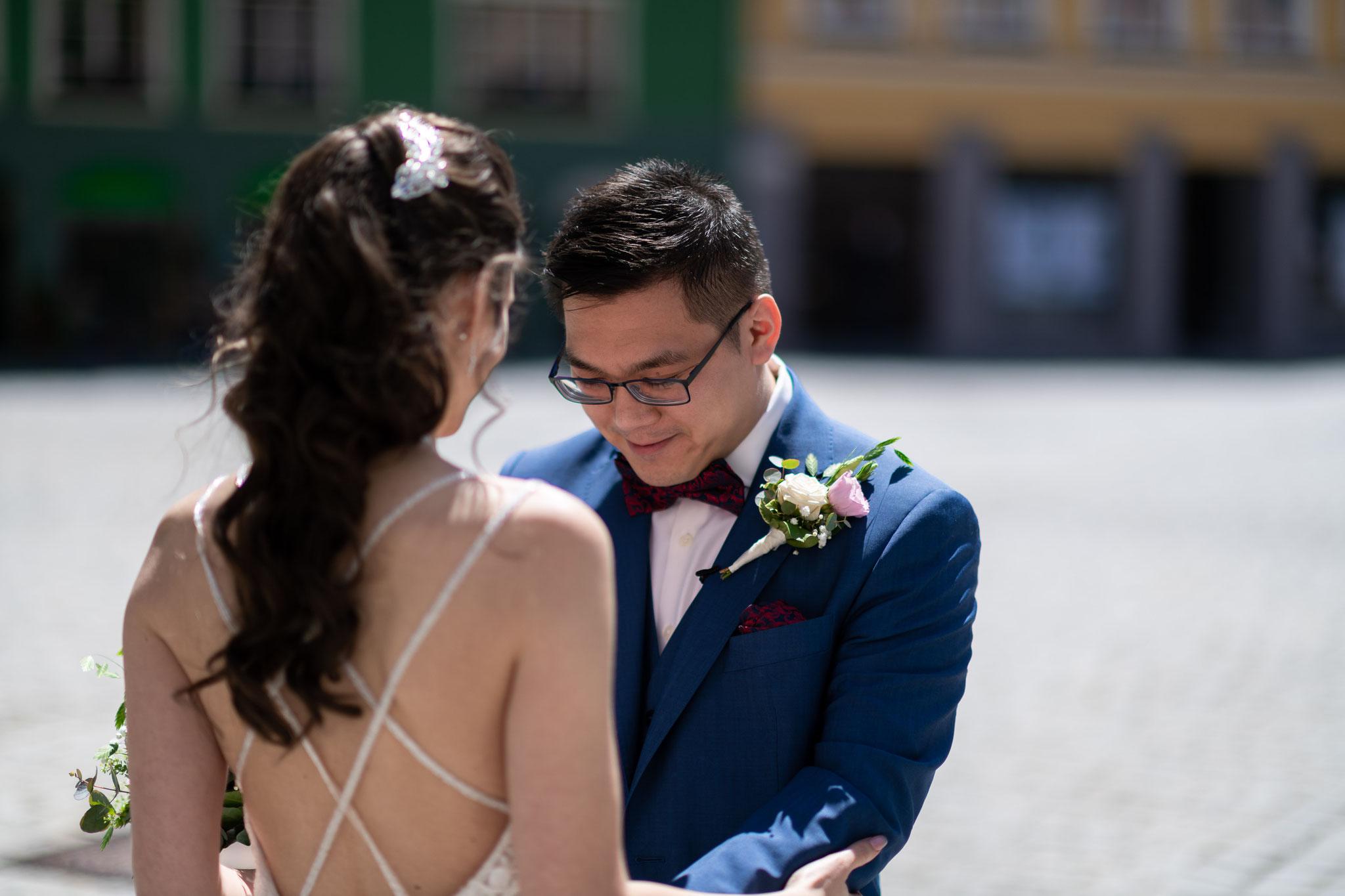 Hochzeitsfotograf und Videograf für meine Hochzeit in Memmingen und Umgebung