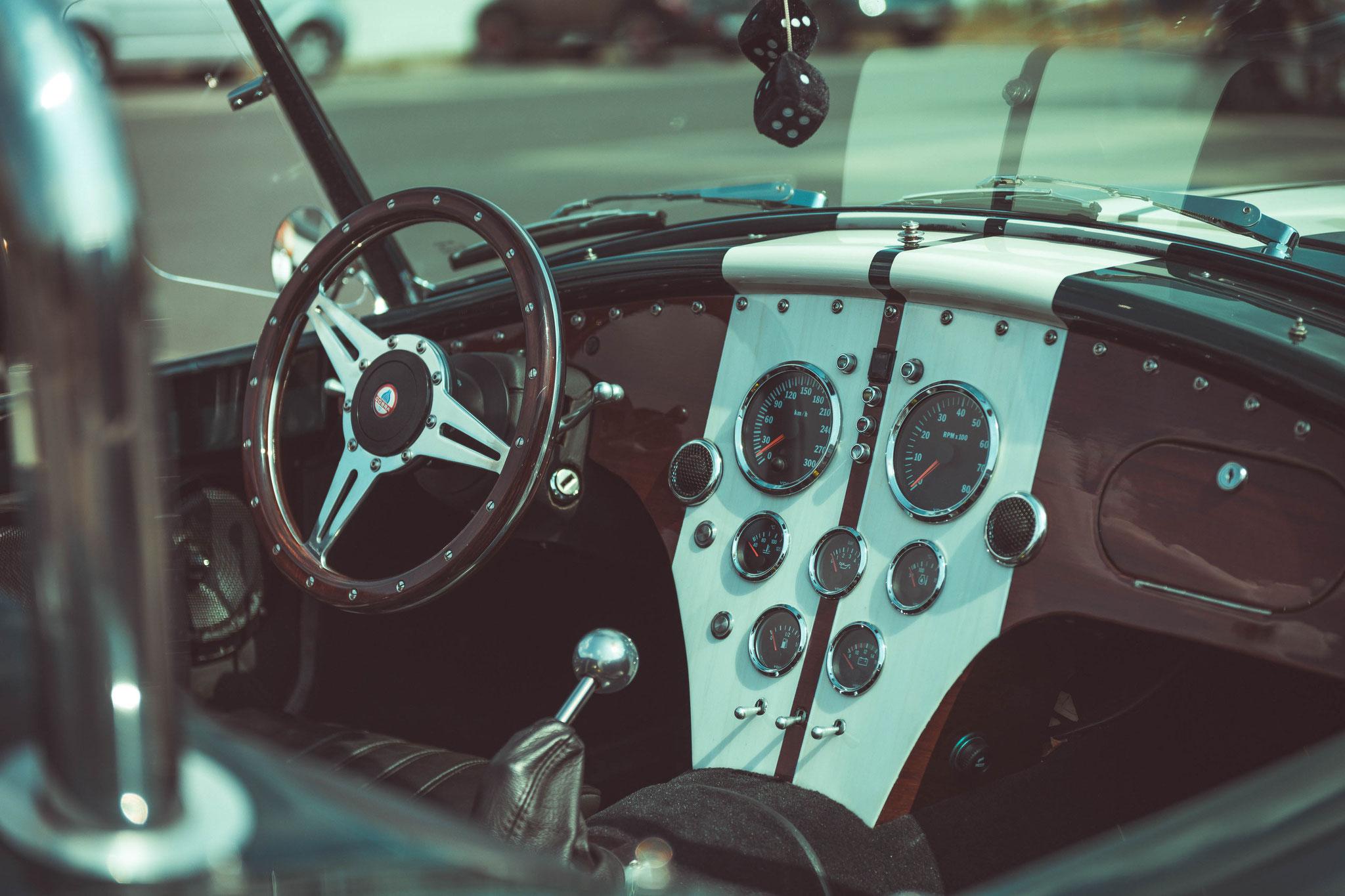 Ford Cobra 427 mit  16 Ventile