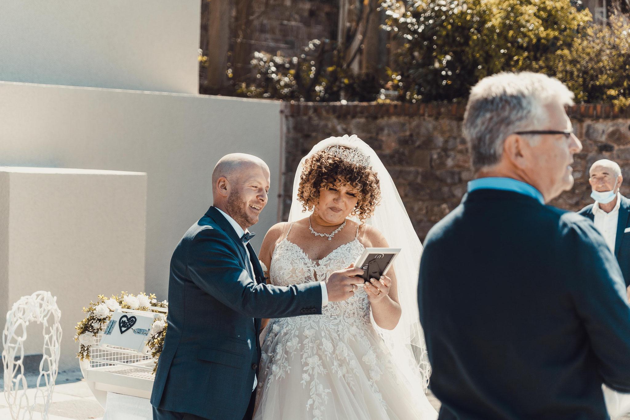 Professioneller Fotograf für ein kurzes aber unvergessliches Brautpaarshooting in Darmstadt
