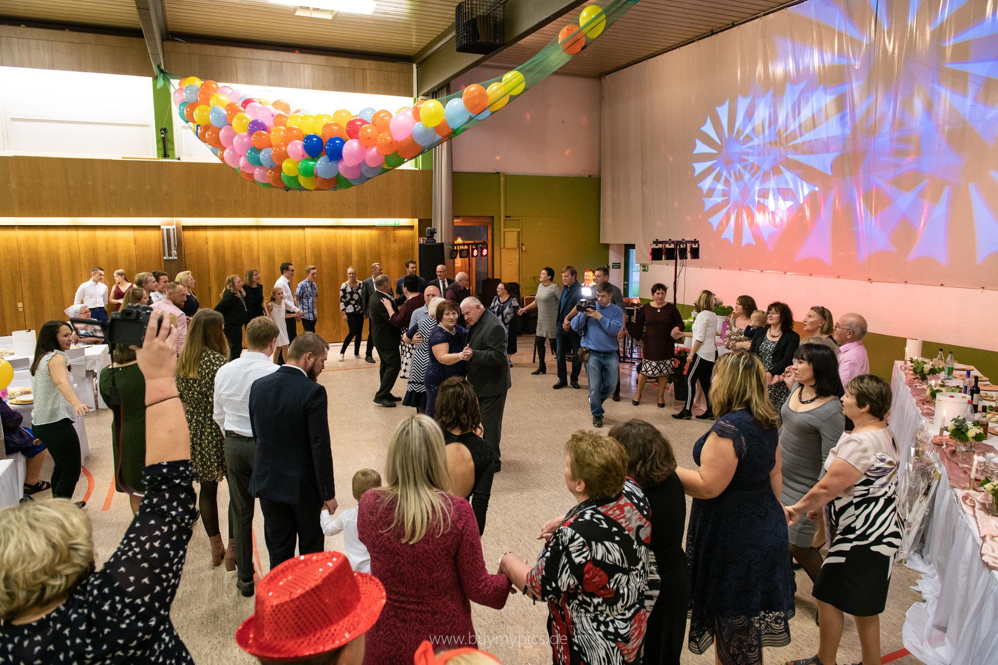 Fotograf und Videograf für russisches Jubiläum und Geburtstag in Greifenstein