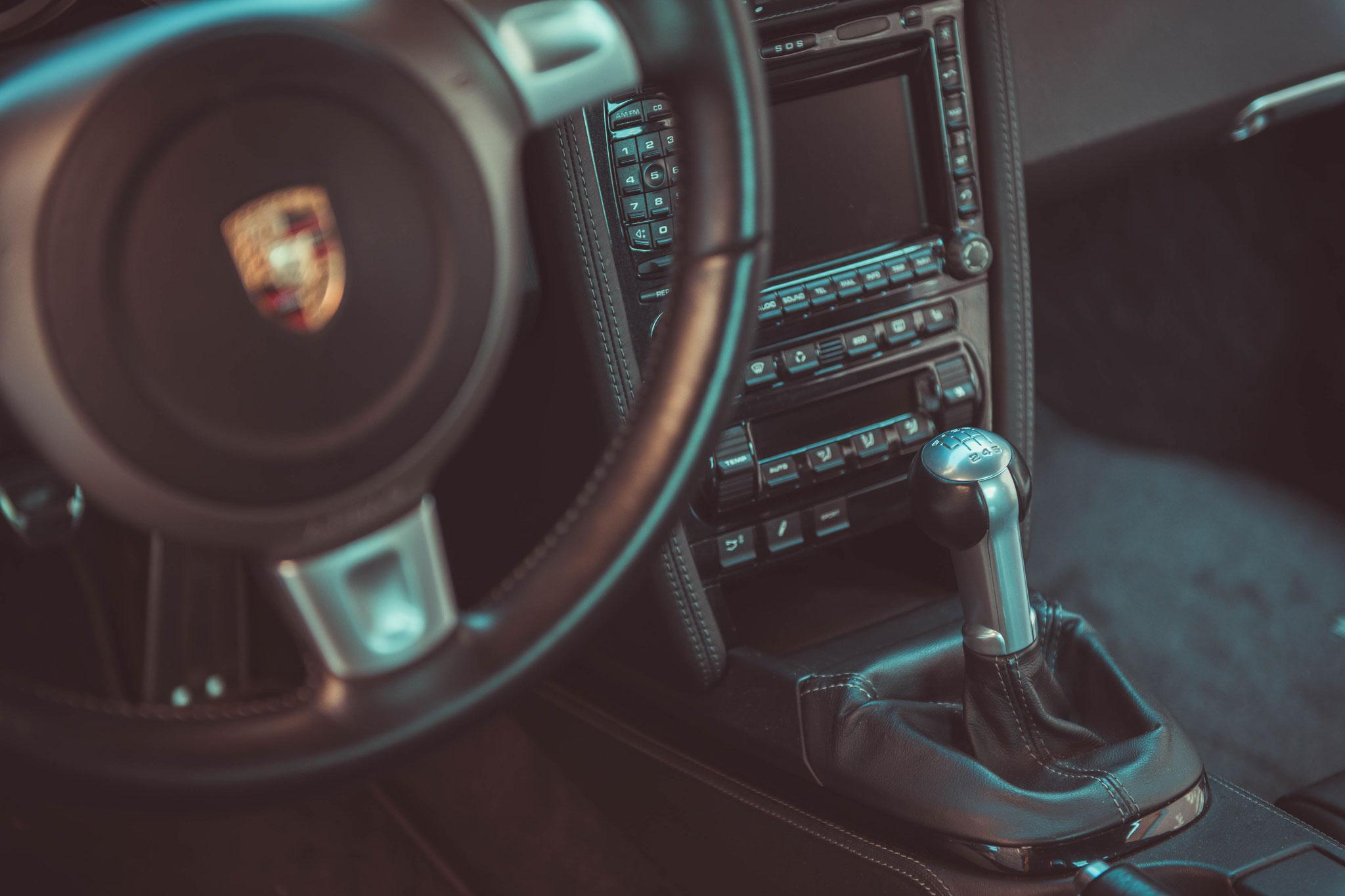 Porsche 997 Turbo Handschalter