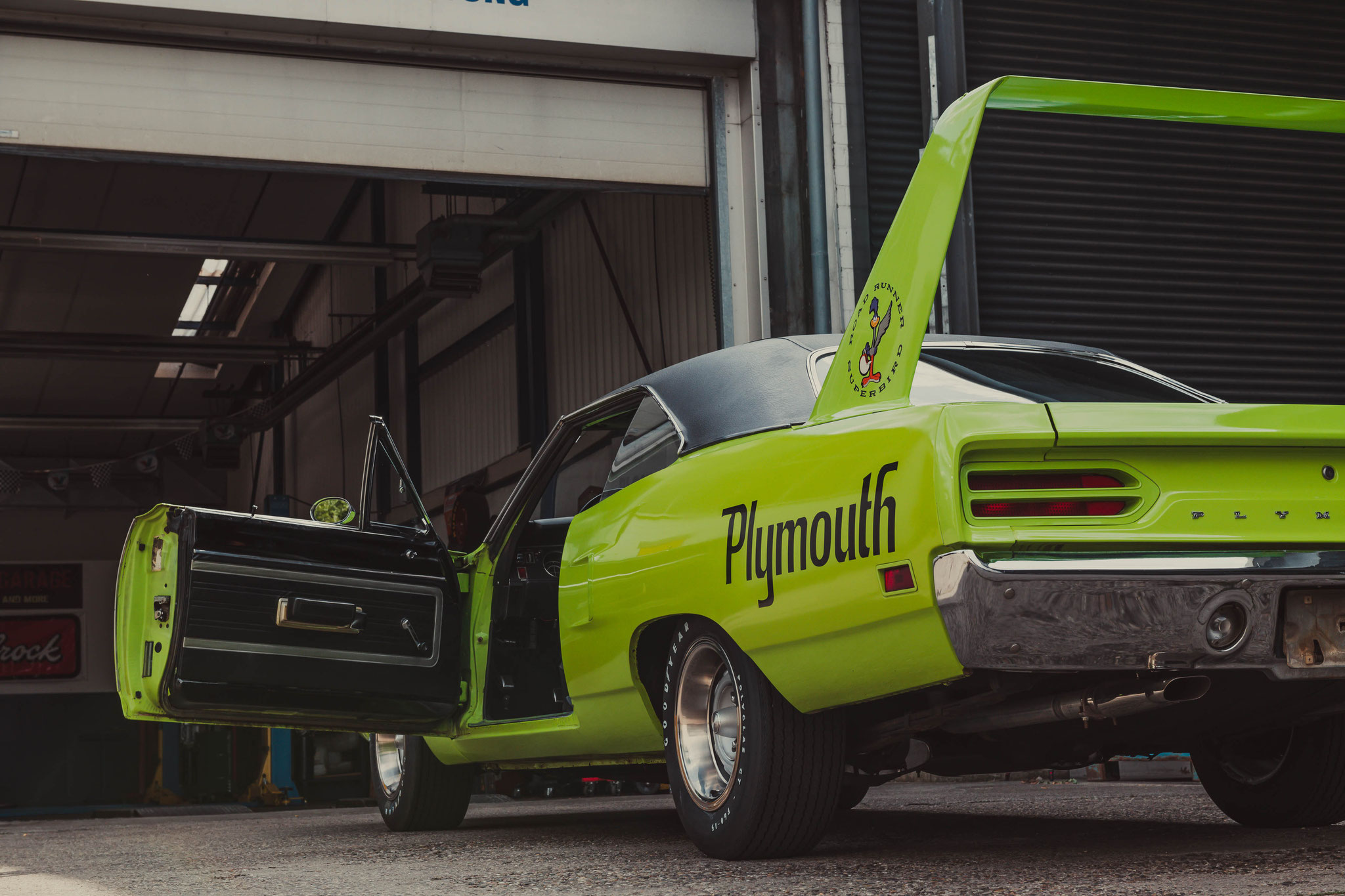 Plymouth Superbird American Car