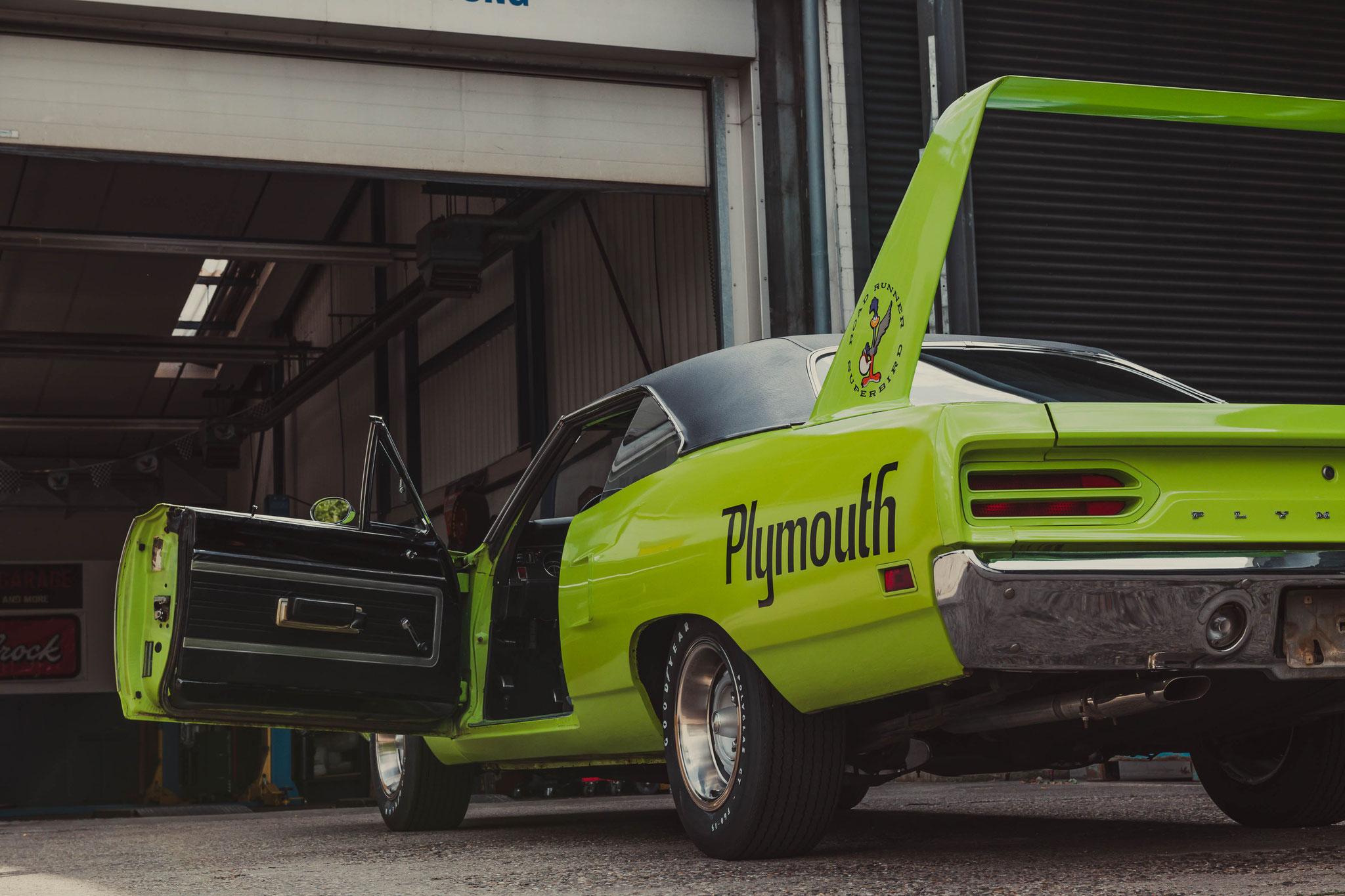 Plymouth Superbird American Car