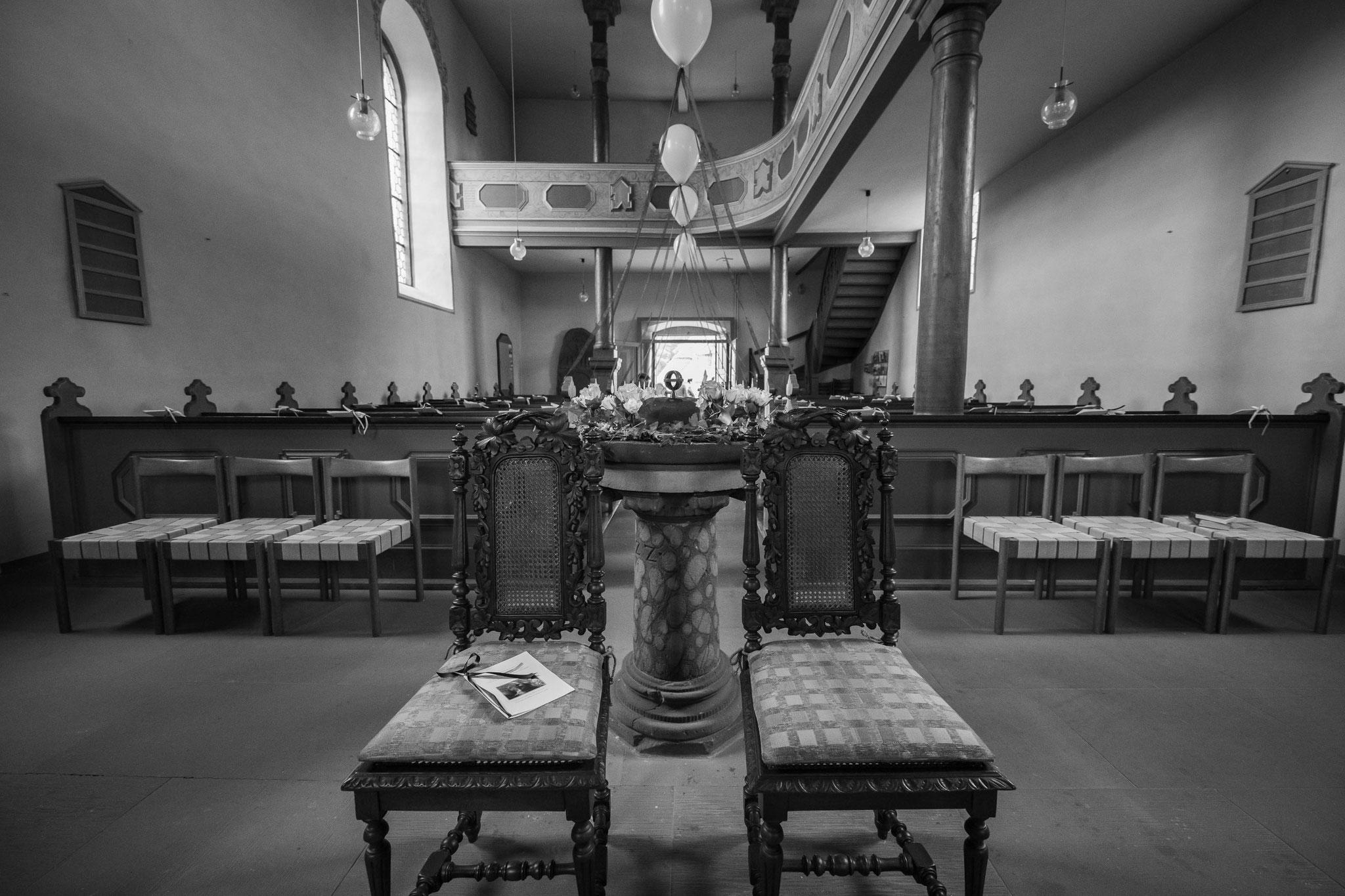 Evangelische Kirche in Spachbrücken