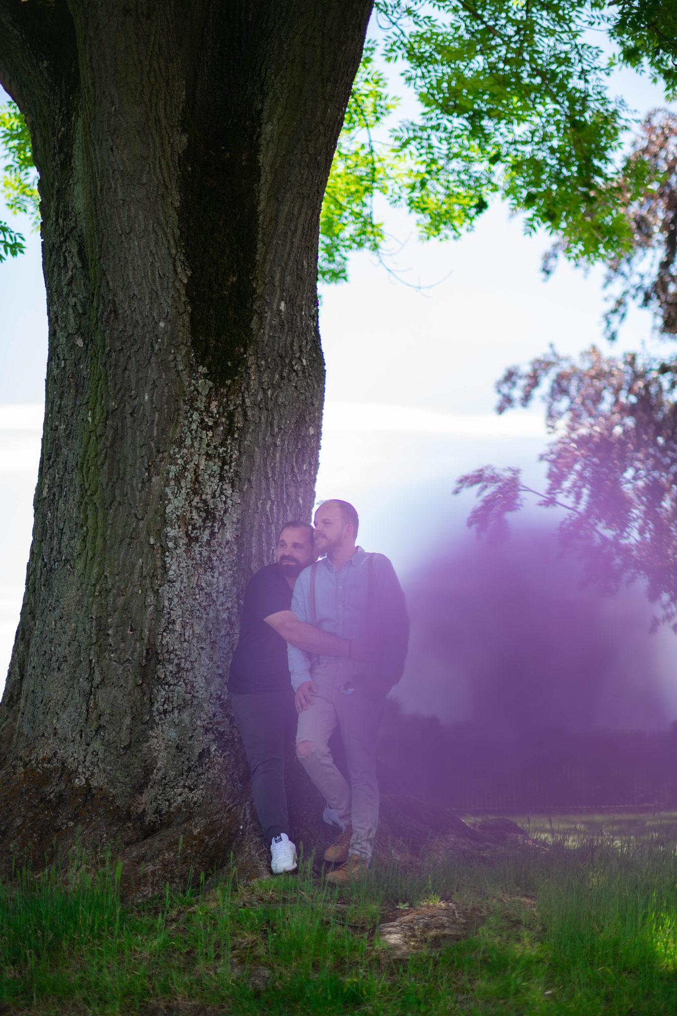 Probe Aufnahmen vor dem eigentlichen Hochzeitstag in Frankfurt, Hanau und Deutschlandweit