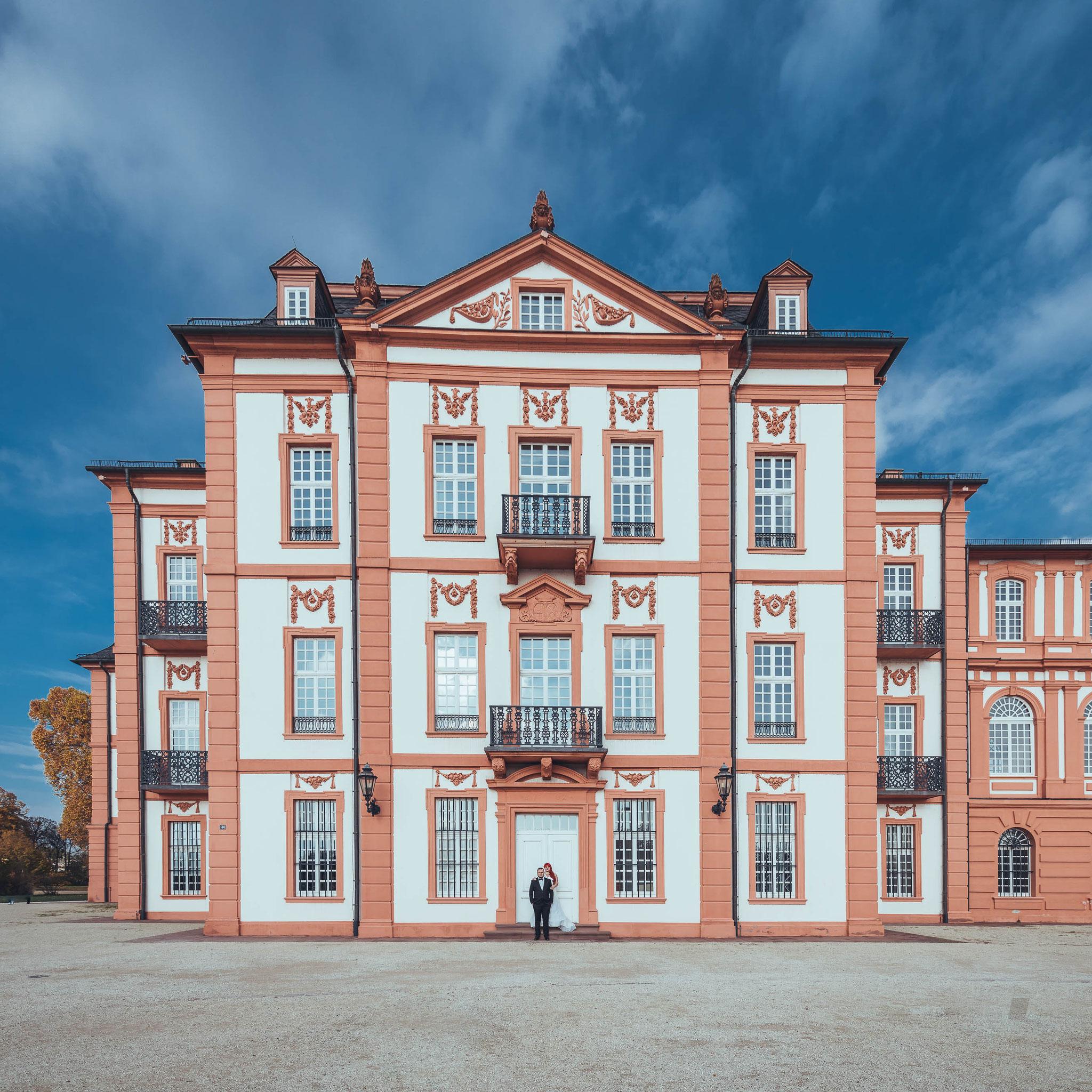 Foto und Video für internationale Hochzeit in Bad Brückenau, Kassel, Mannheim, Koblenz, Bad Homburg