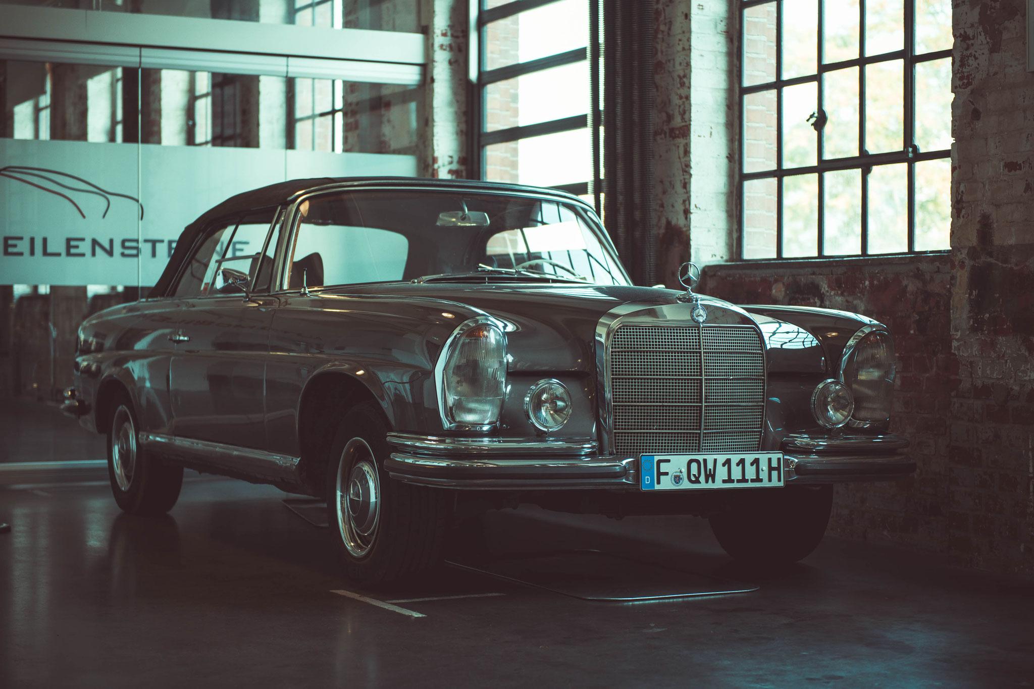 Mercedes Benz - Klassiker Ihrer Träume
