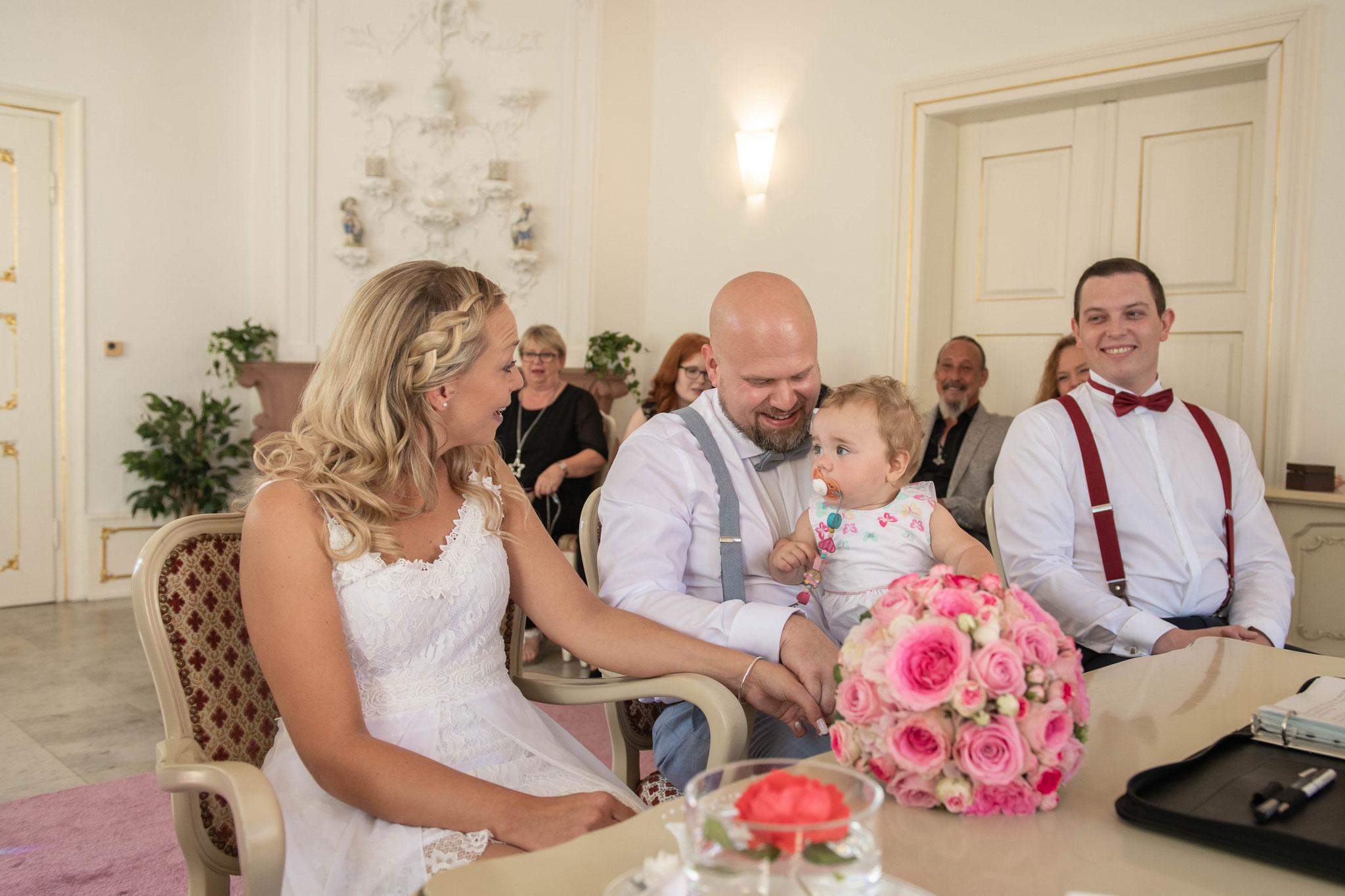 Hochzeitsfotograf in Reinheim