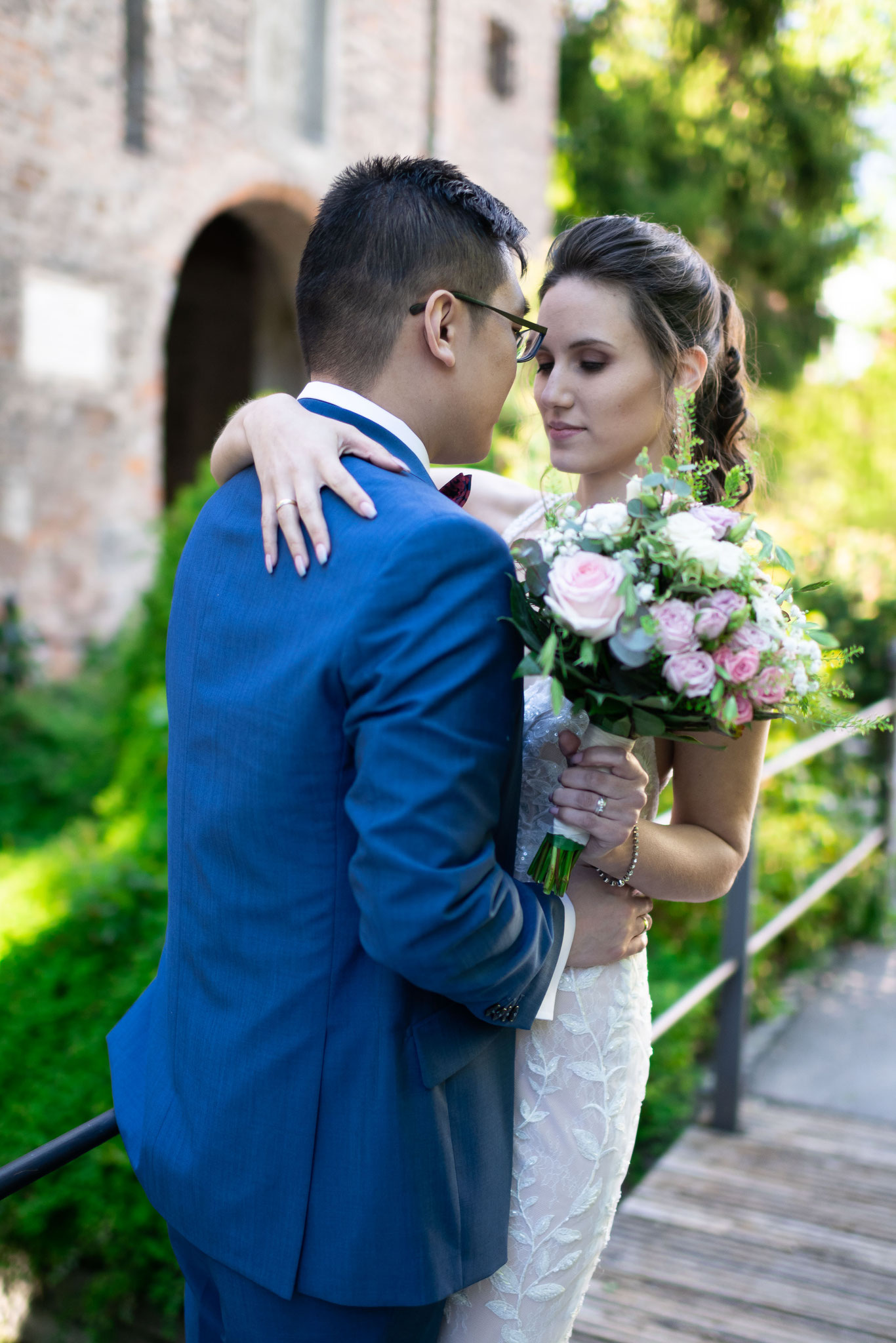 Meine Hochzeit vom Videografen filmen lassen