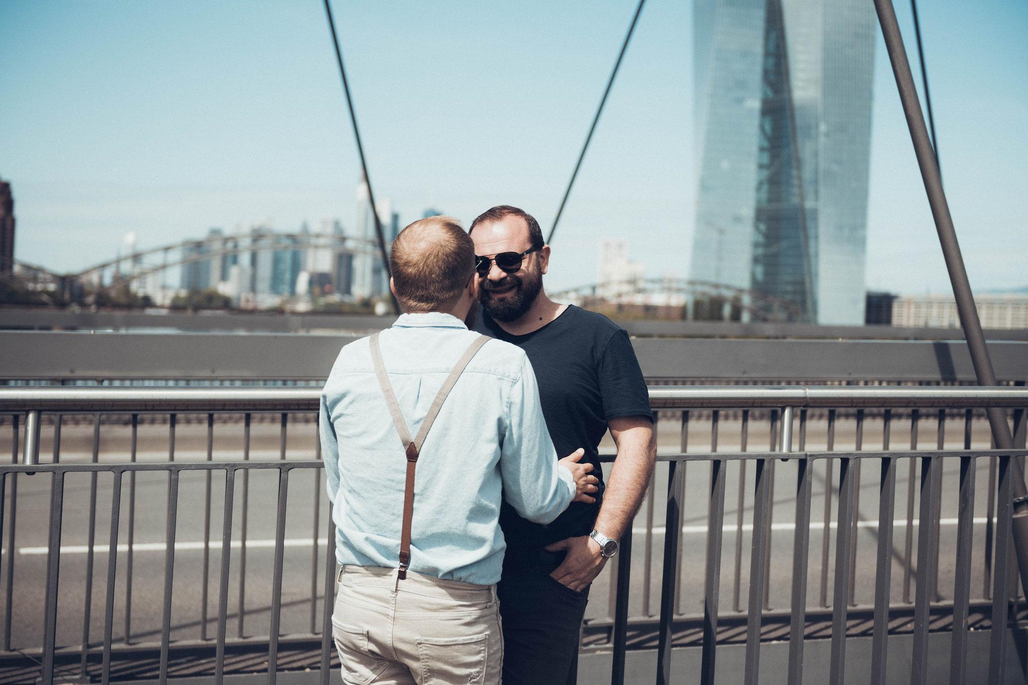Engagement-Shooting für Paare in Frankfurt und Deutschlandweit